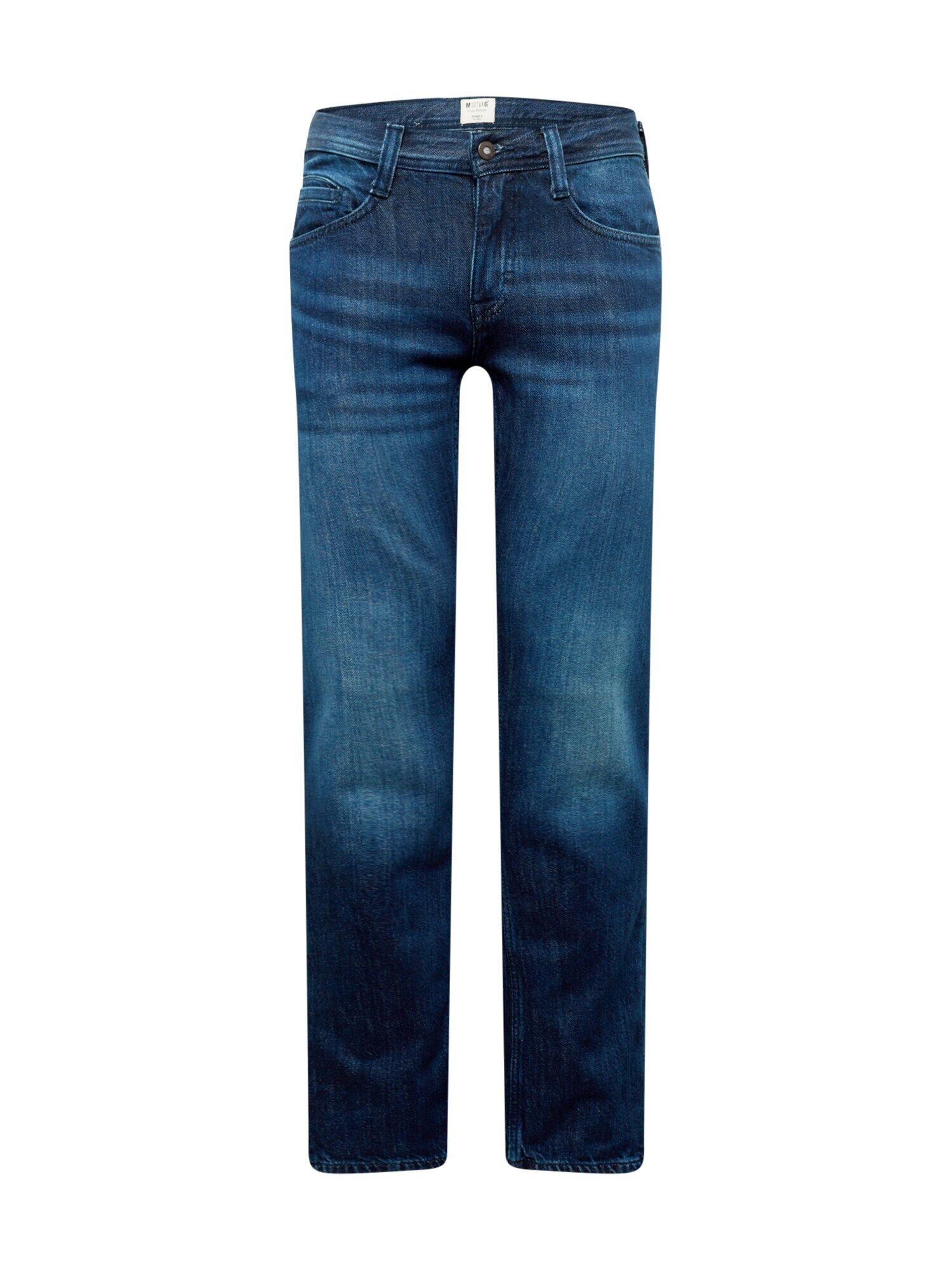 MUSTANG Jean 'Oregon'  - Bleu - Taille: 36 - male