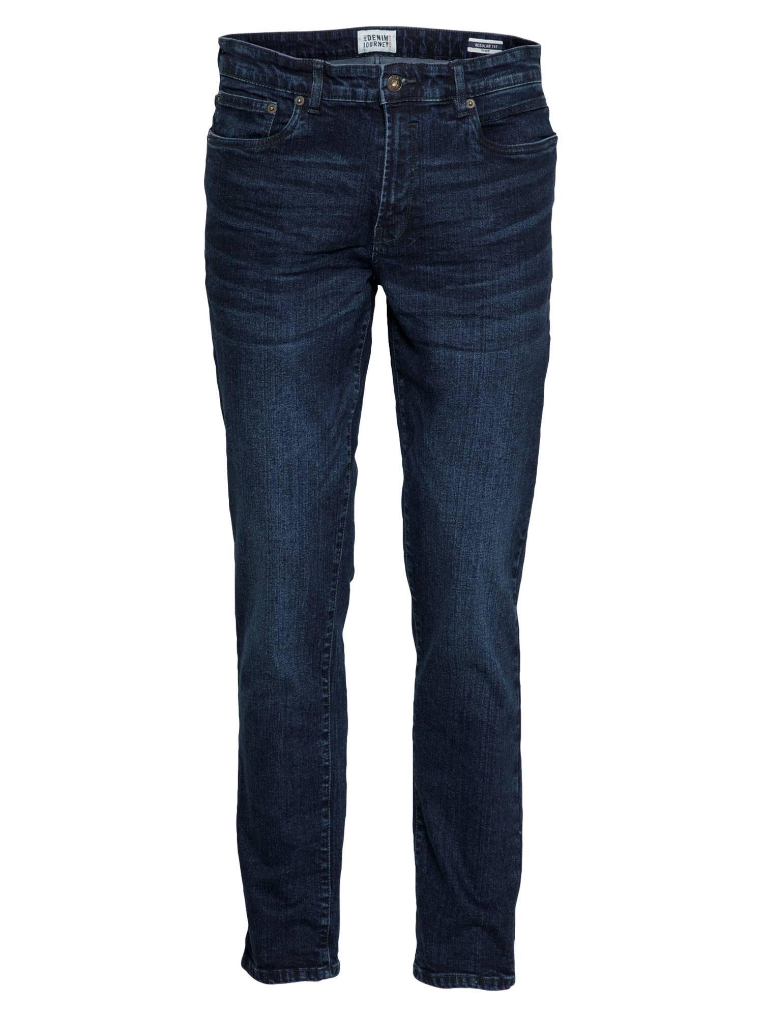 !Solid Jean 'Ryder'  - Bleu - Taille: 36 - male