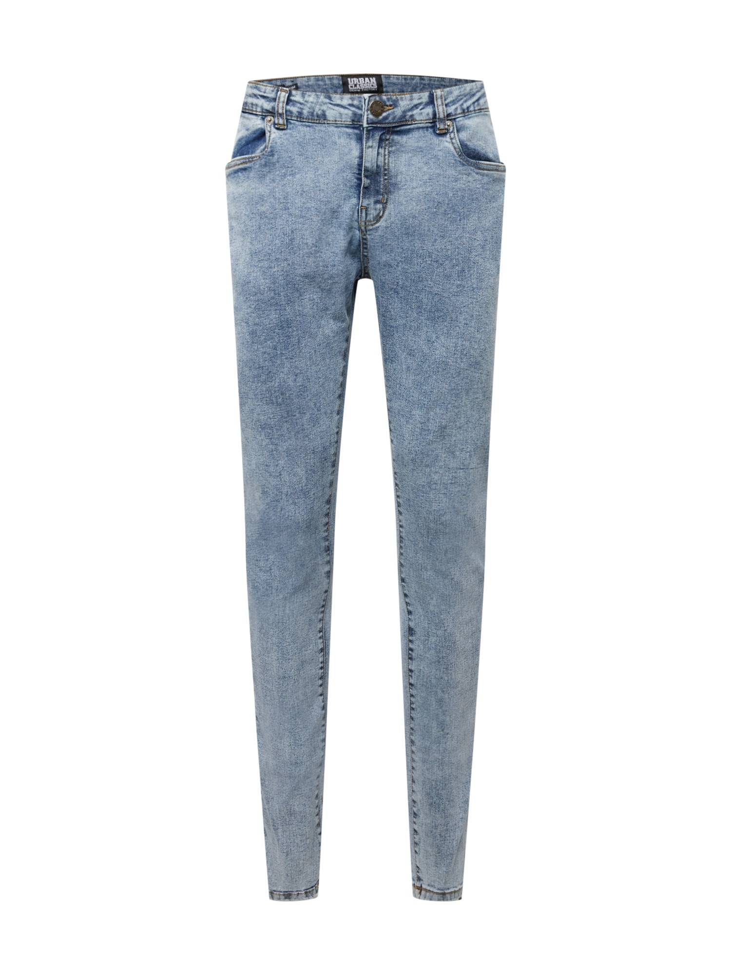 Urban Classics Plus Size Jean  - Bleu - Taille: 34 - male