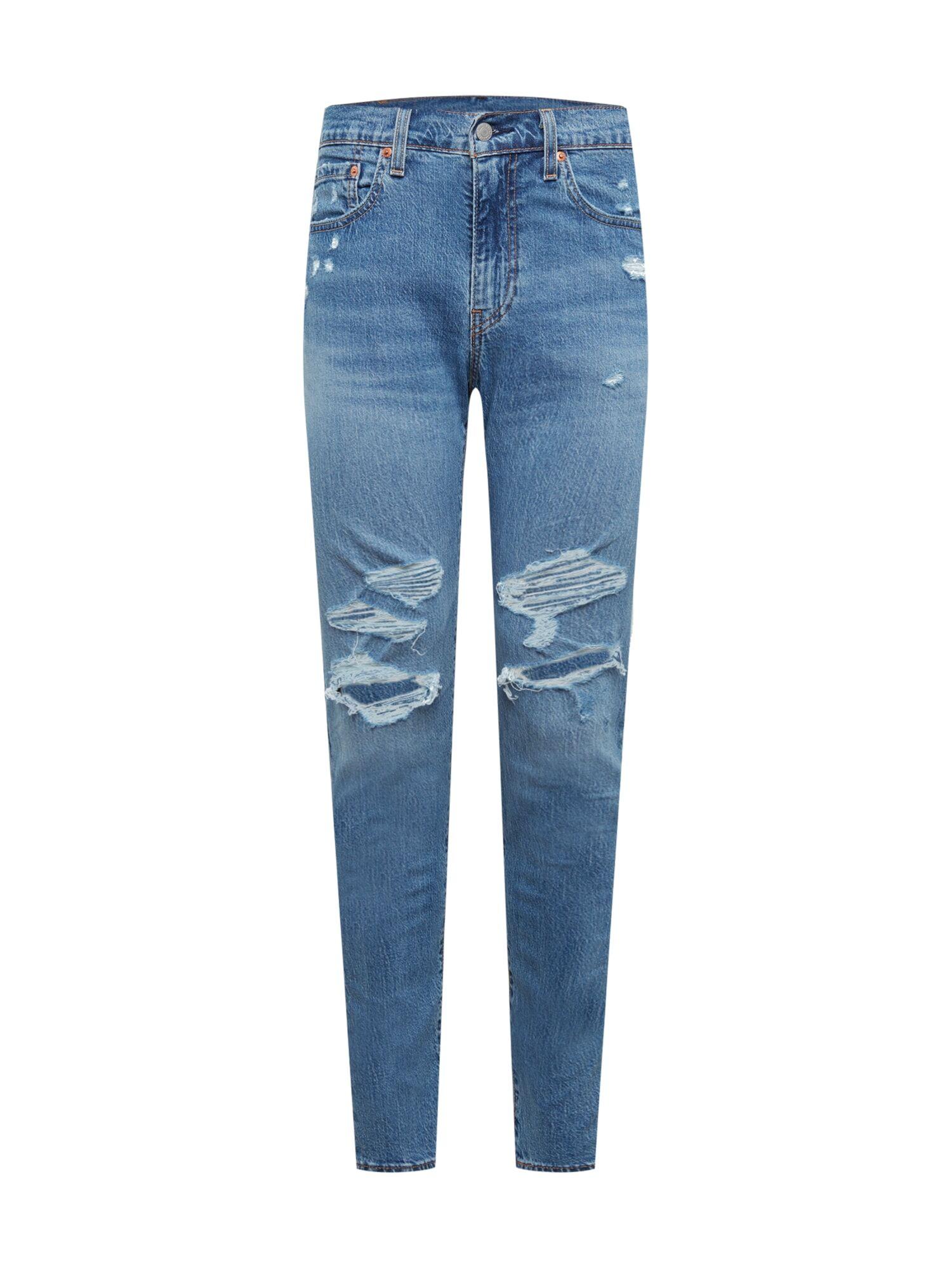 LEVI'S Jean '512'  - Bleu - Taille: 31 - male