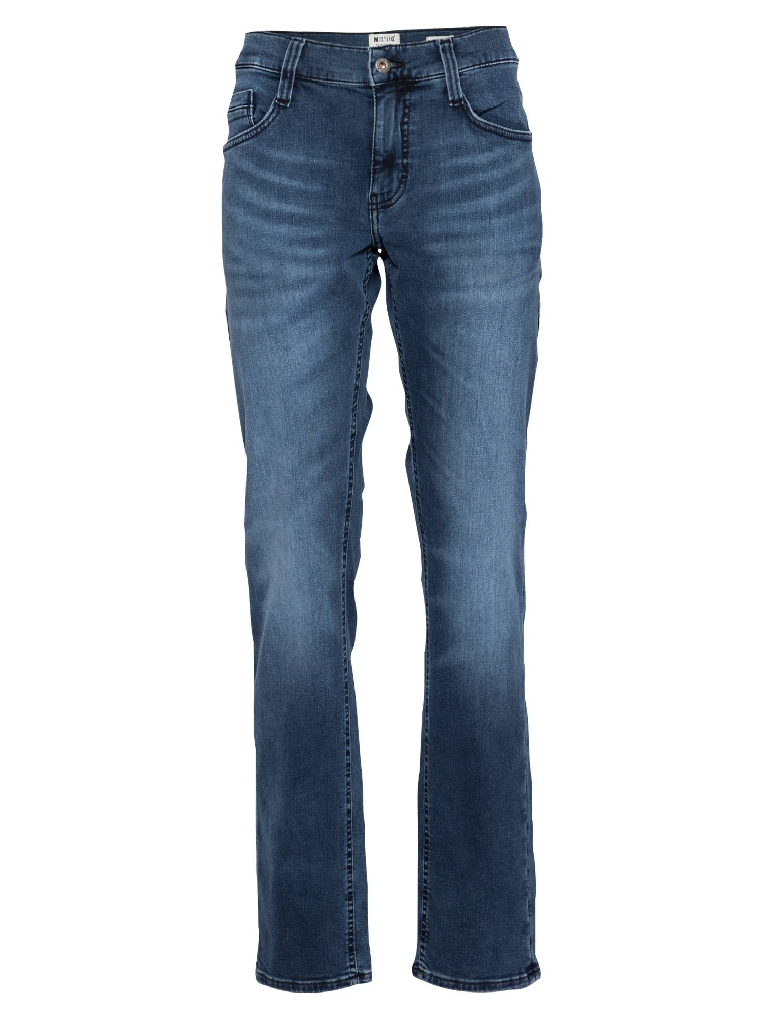 MUSTANG Jean 'Oregon'  - Bleu - Taille: 33/34 - male