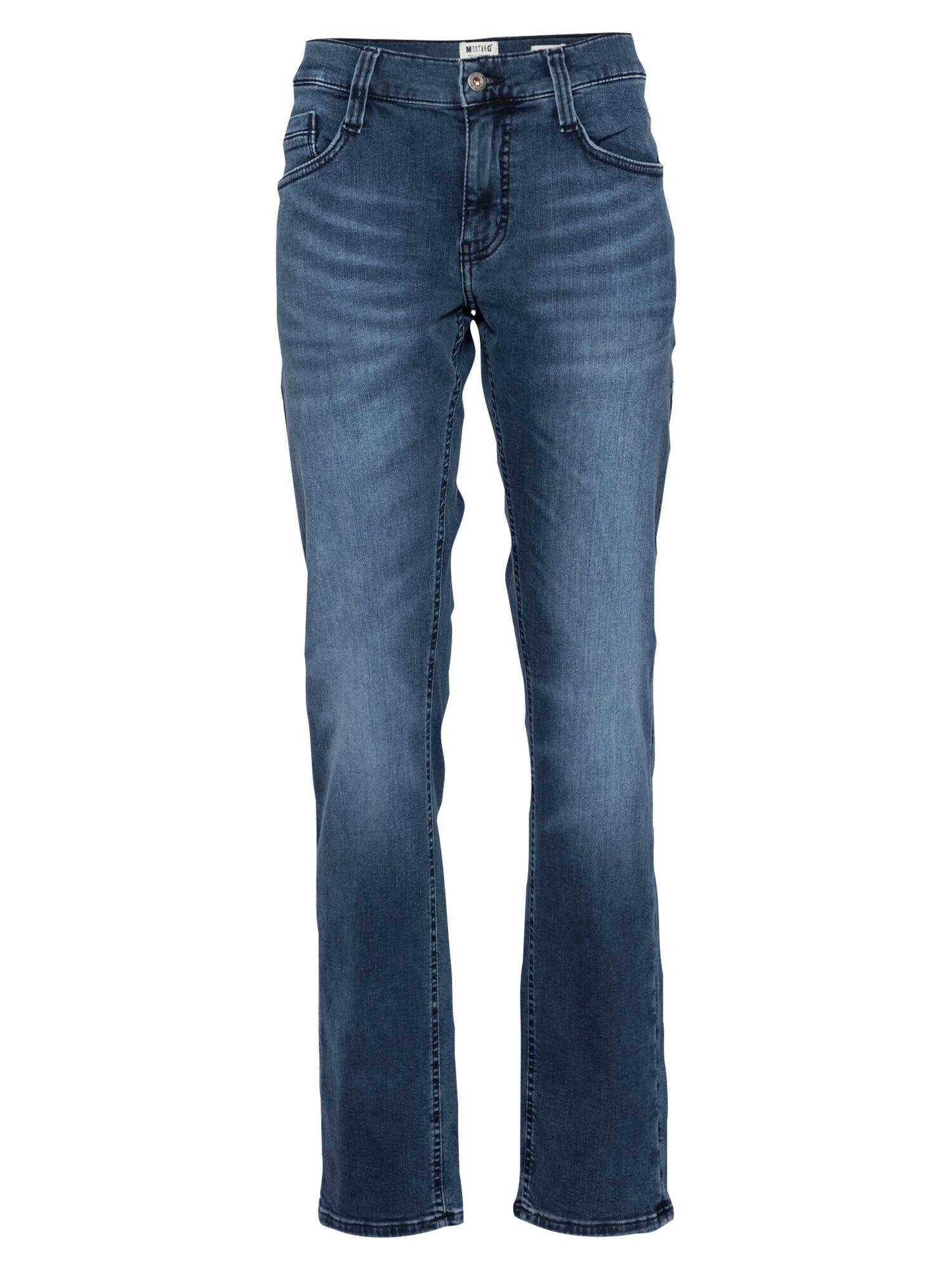 MUSTANG Jean 'Oregon'  - Bleu - Taille: 31/32 - male