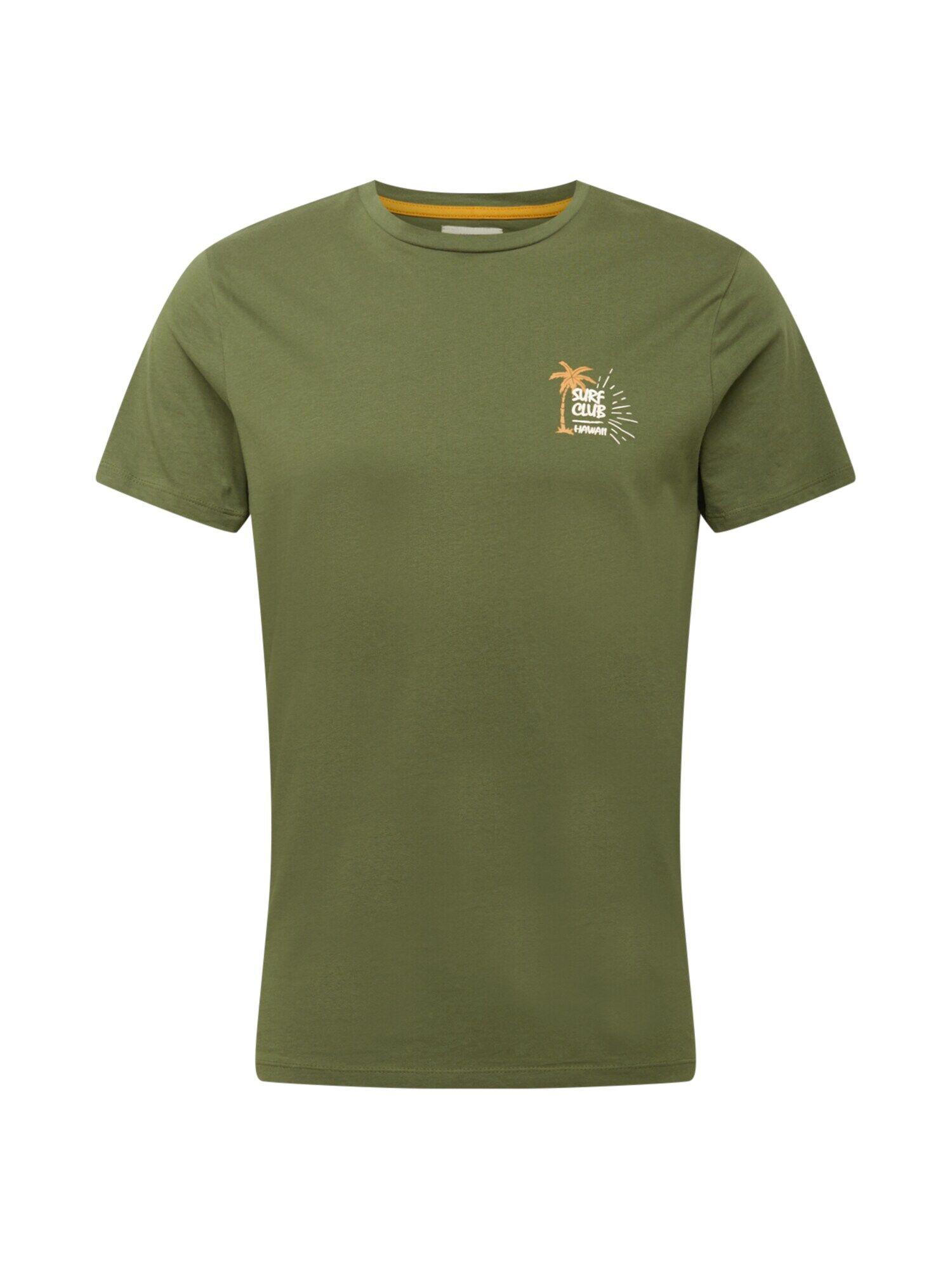 Redefined Rebel T-Shirt 'Ryder'  - Vert - Taille: L - male