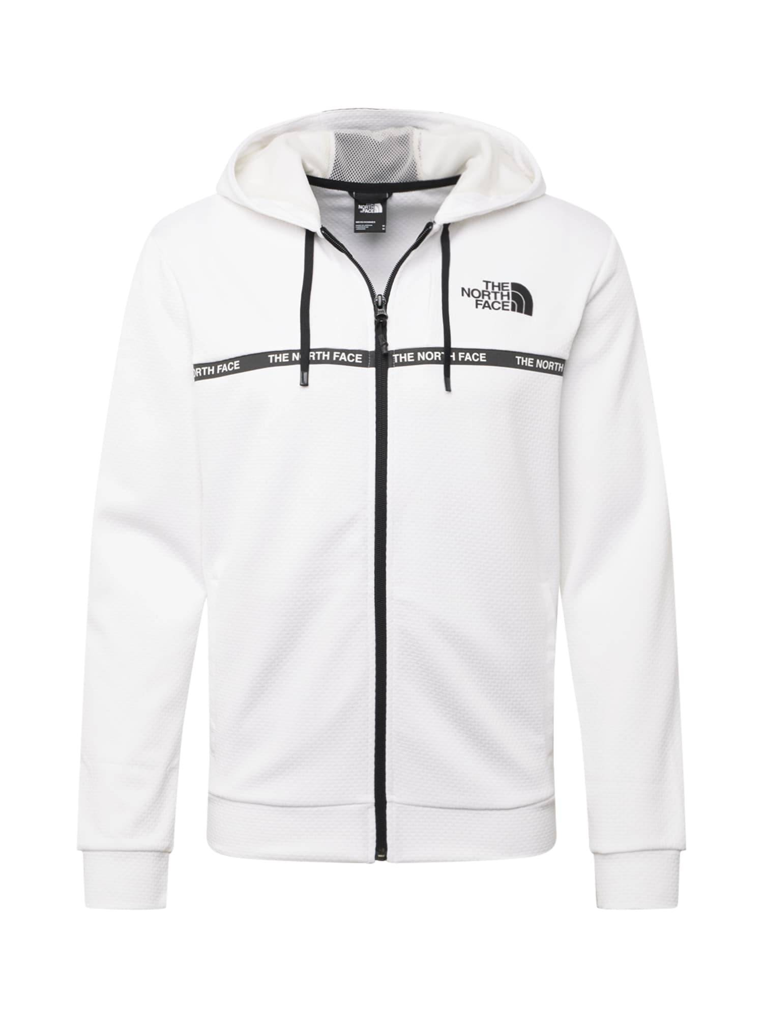 THE NORTH FACE Veste fonctionnelle 'Train'  - Blanc - Taille: XL - male