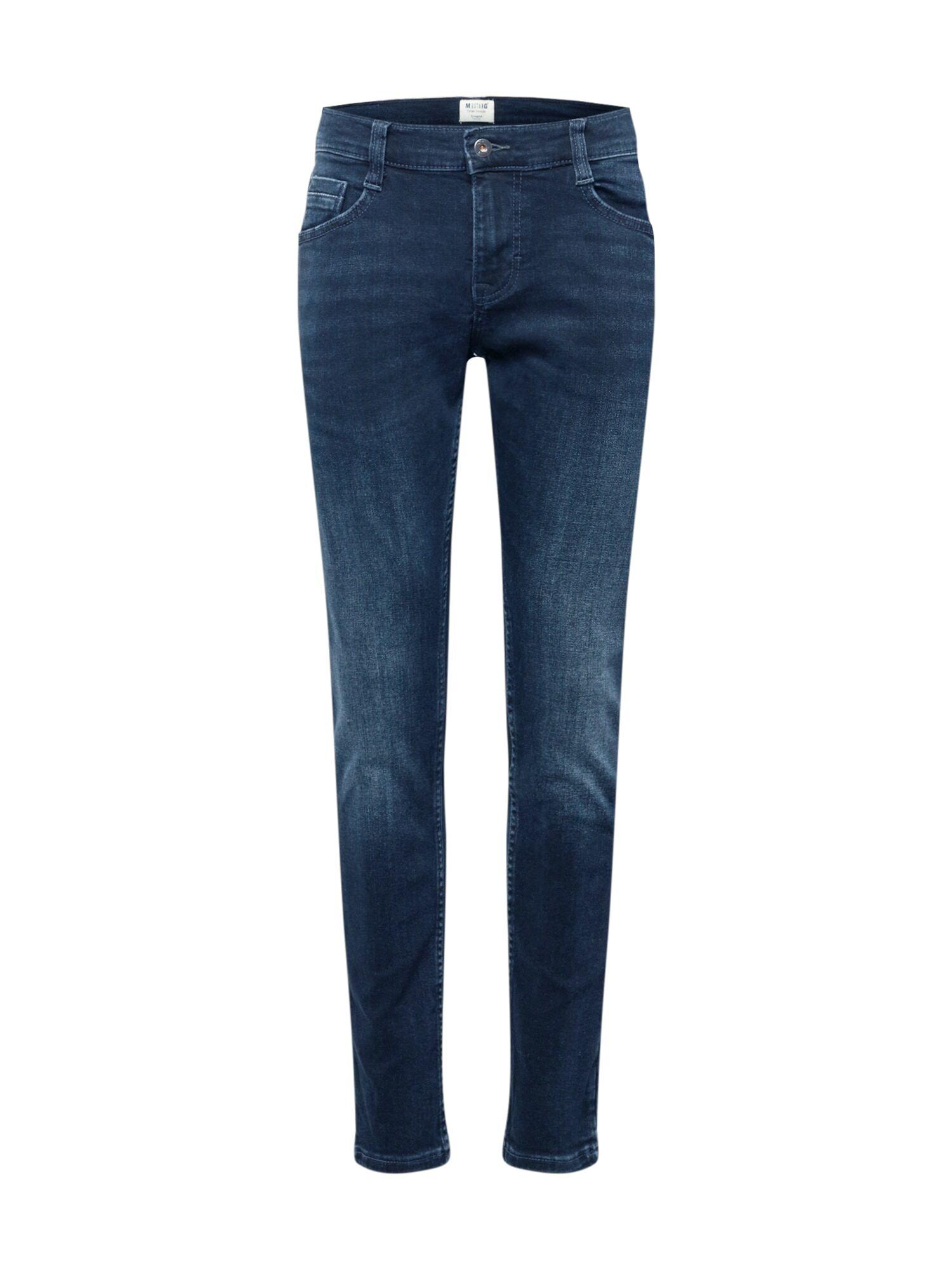 MUSTANG Jean 'Oregon'  - Bleu - Taille: 33 - male