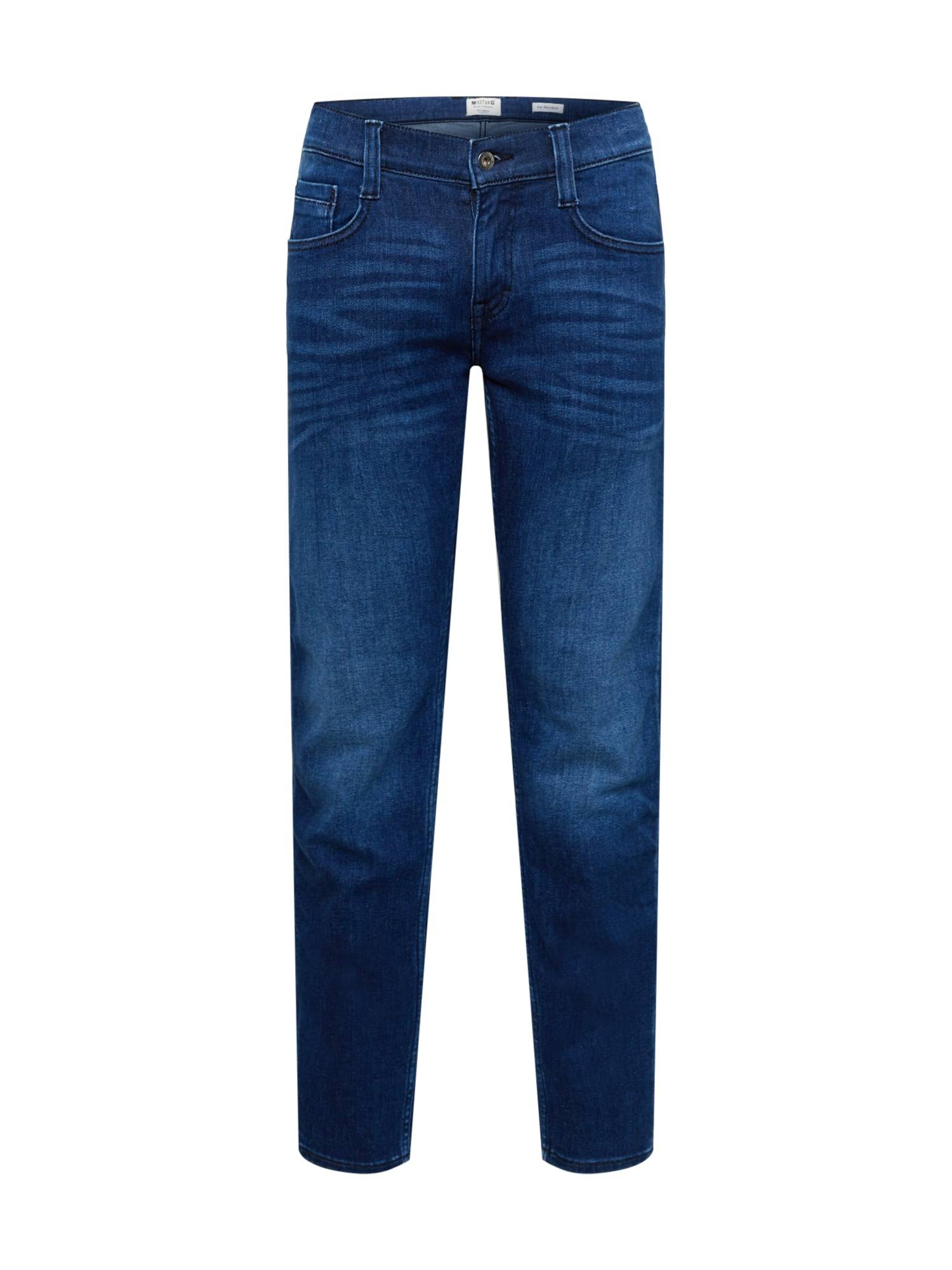MUSTANG Jean 'Oregon'  - Bleu - Taille: 34 - male