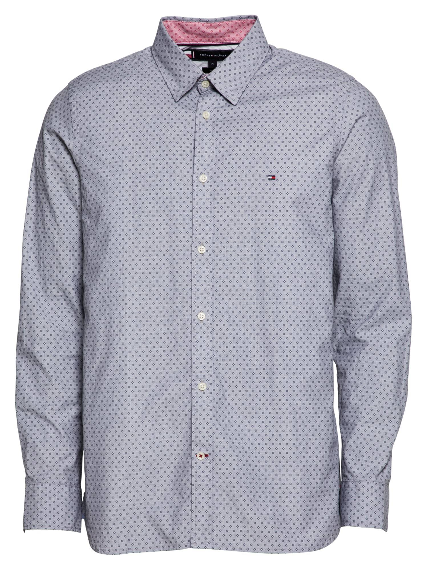 Tommy Hilfiger Chemise  - Bleu - Taille: M - male