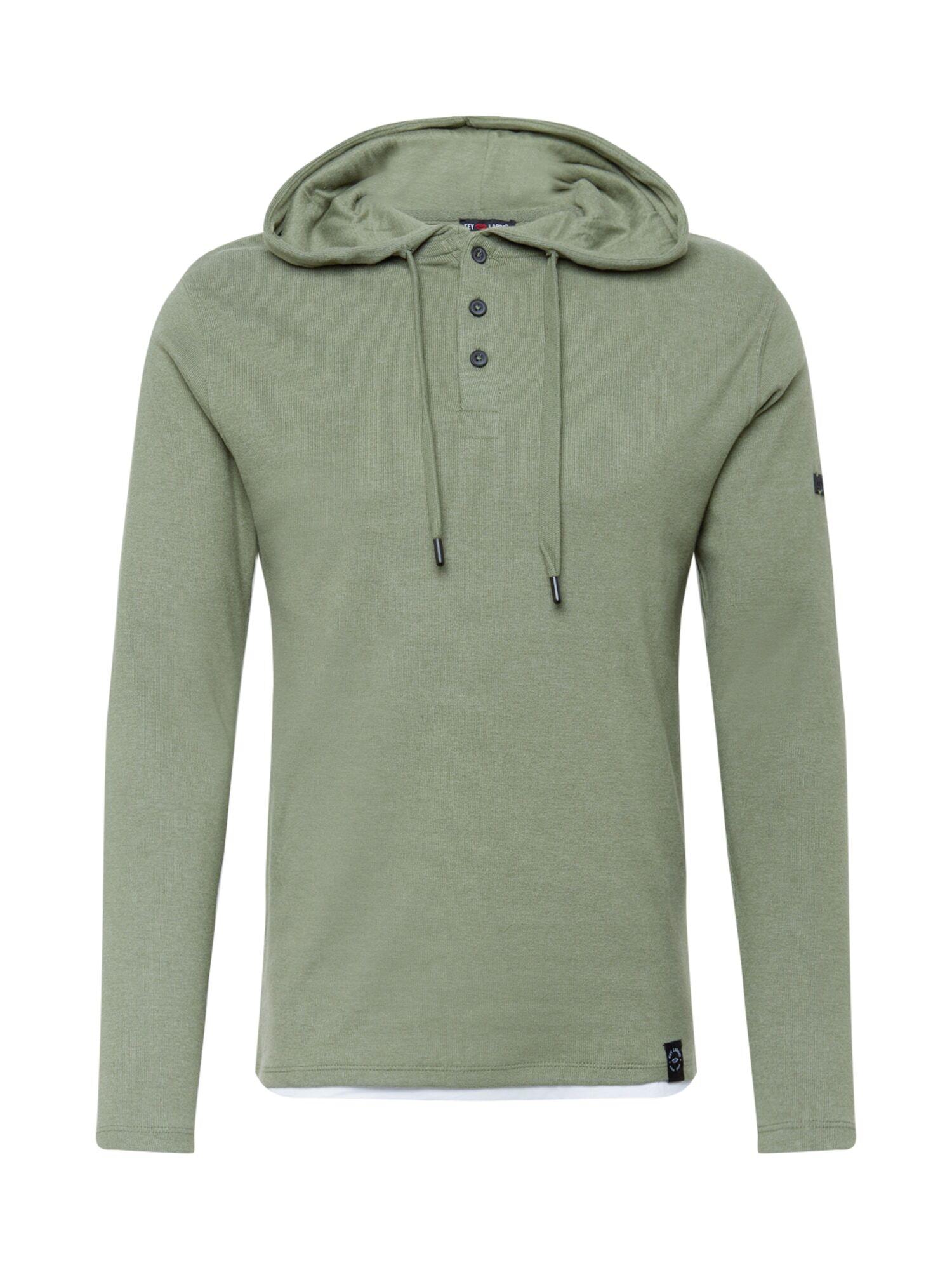 Key Largo Sweat-shirt 'SARAGOSSA'  - Vert - Taille: XXL - male