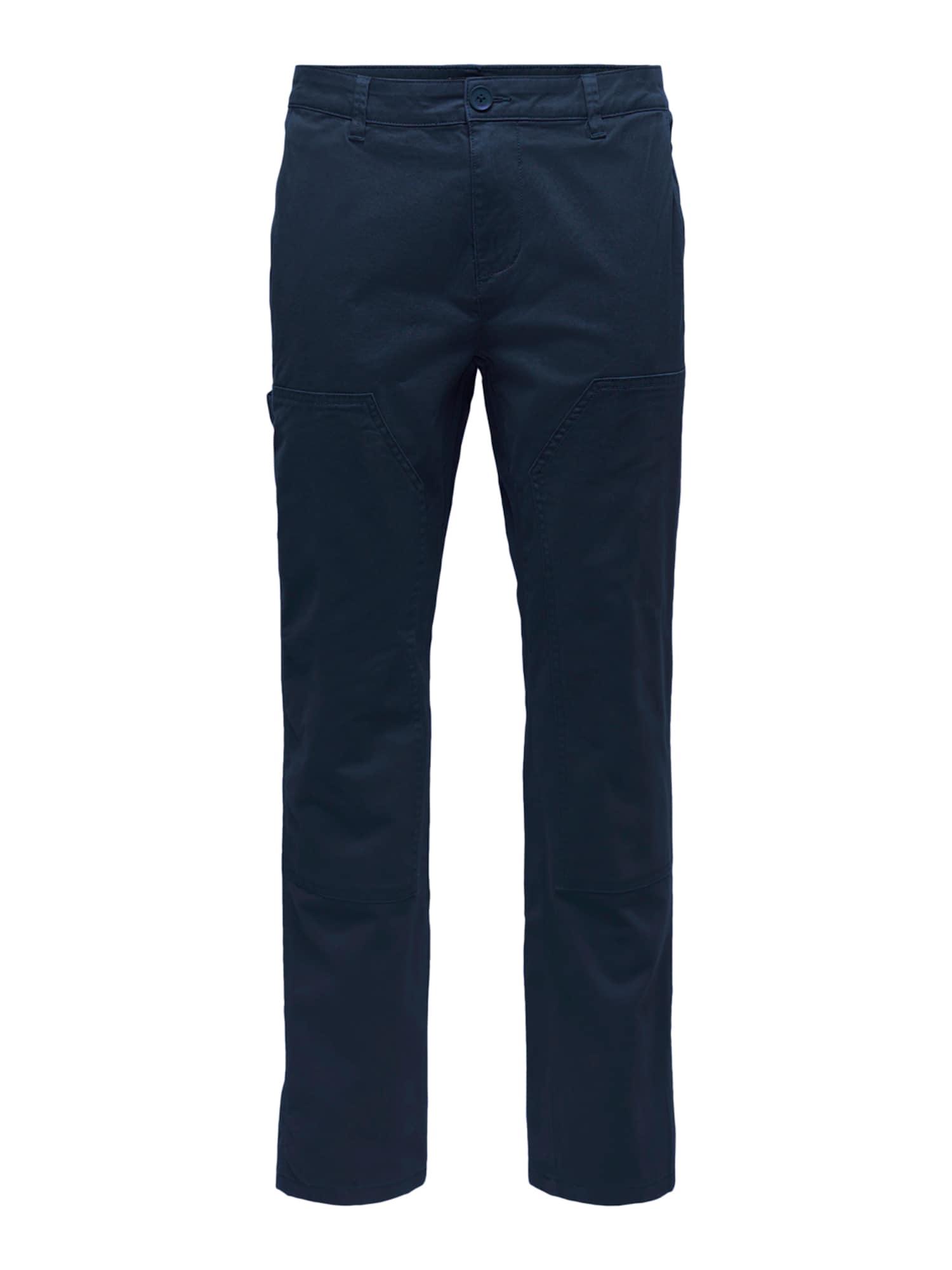 Only & Sons Pantalon 'Cam'  - Bleu - Taille: 33 - male