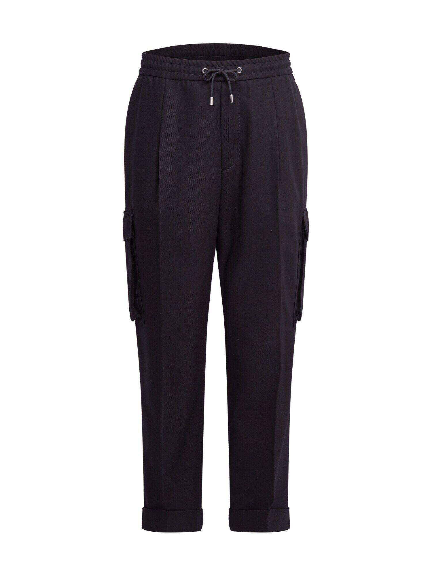 The Kooples Pantalon cargo  - Noir - Taille: 50 - male