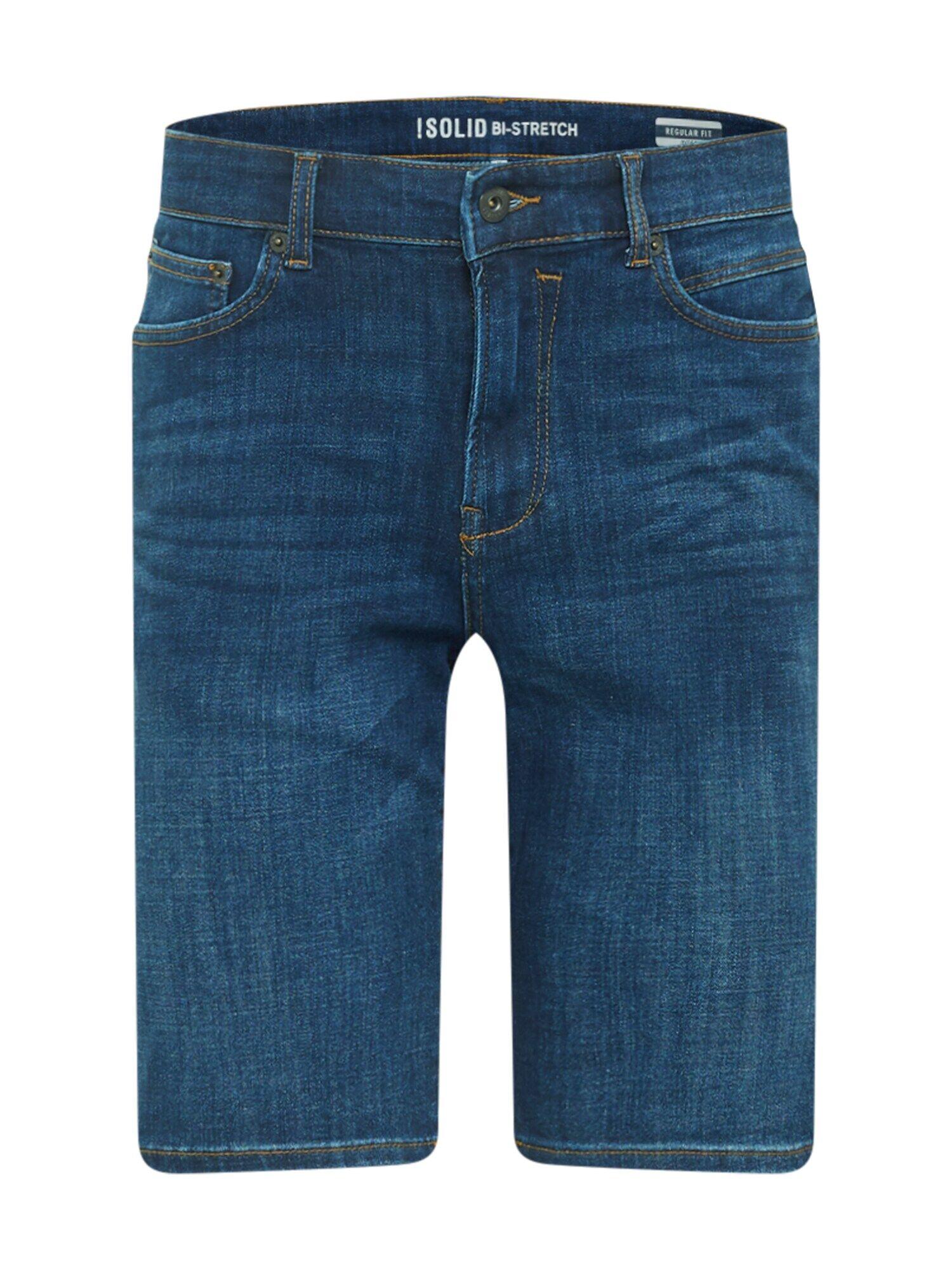 !Solid Jean 'Ryder'  - Bleu - Taille: L - male