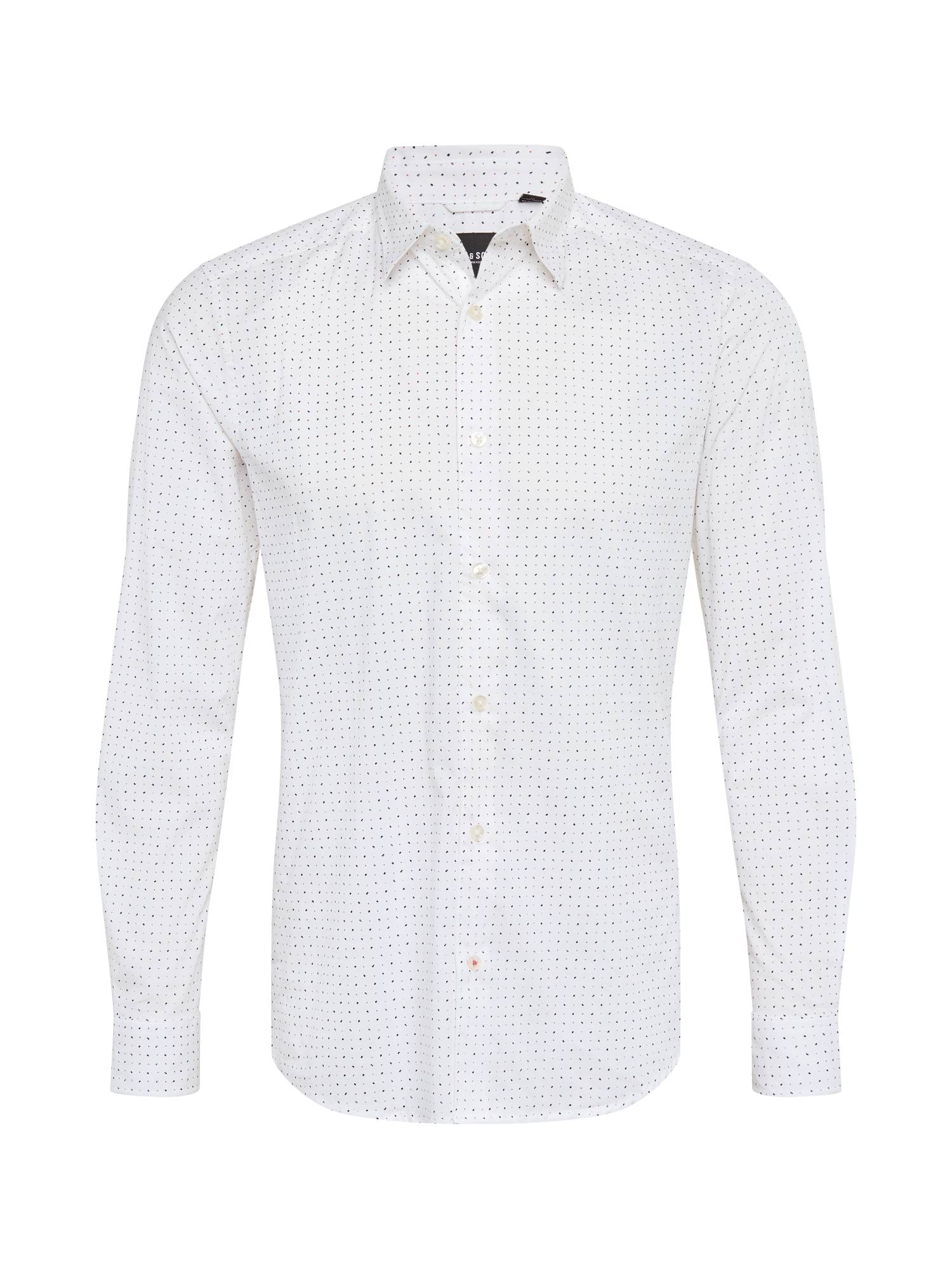 Only & Sons Chemise 'BART'  - Blanc - Taille: S - male