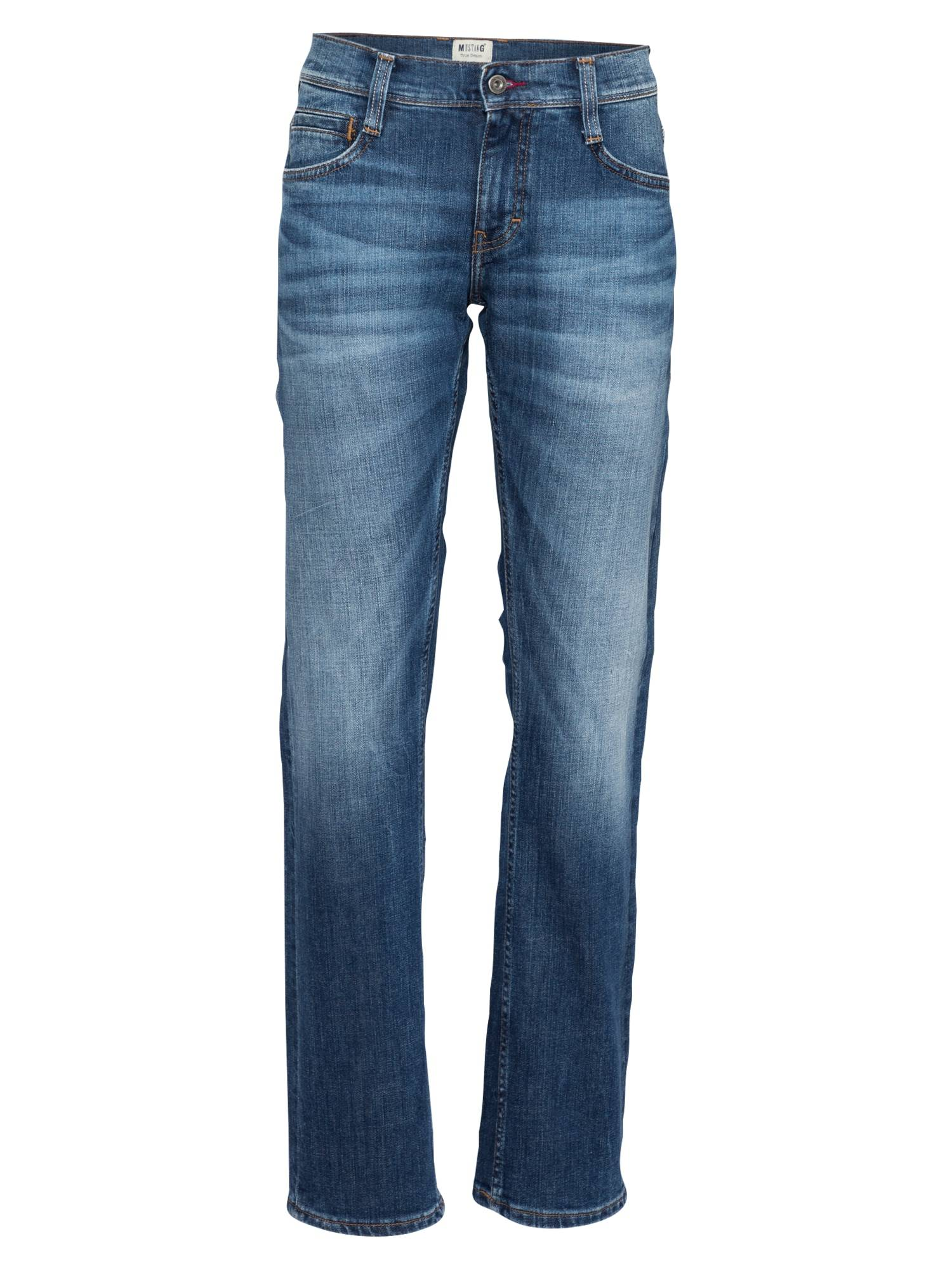 MUSTANG Jean 'Oregon '  - Bleu - Taille: 30/34 - male