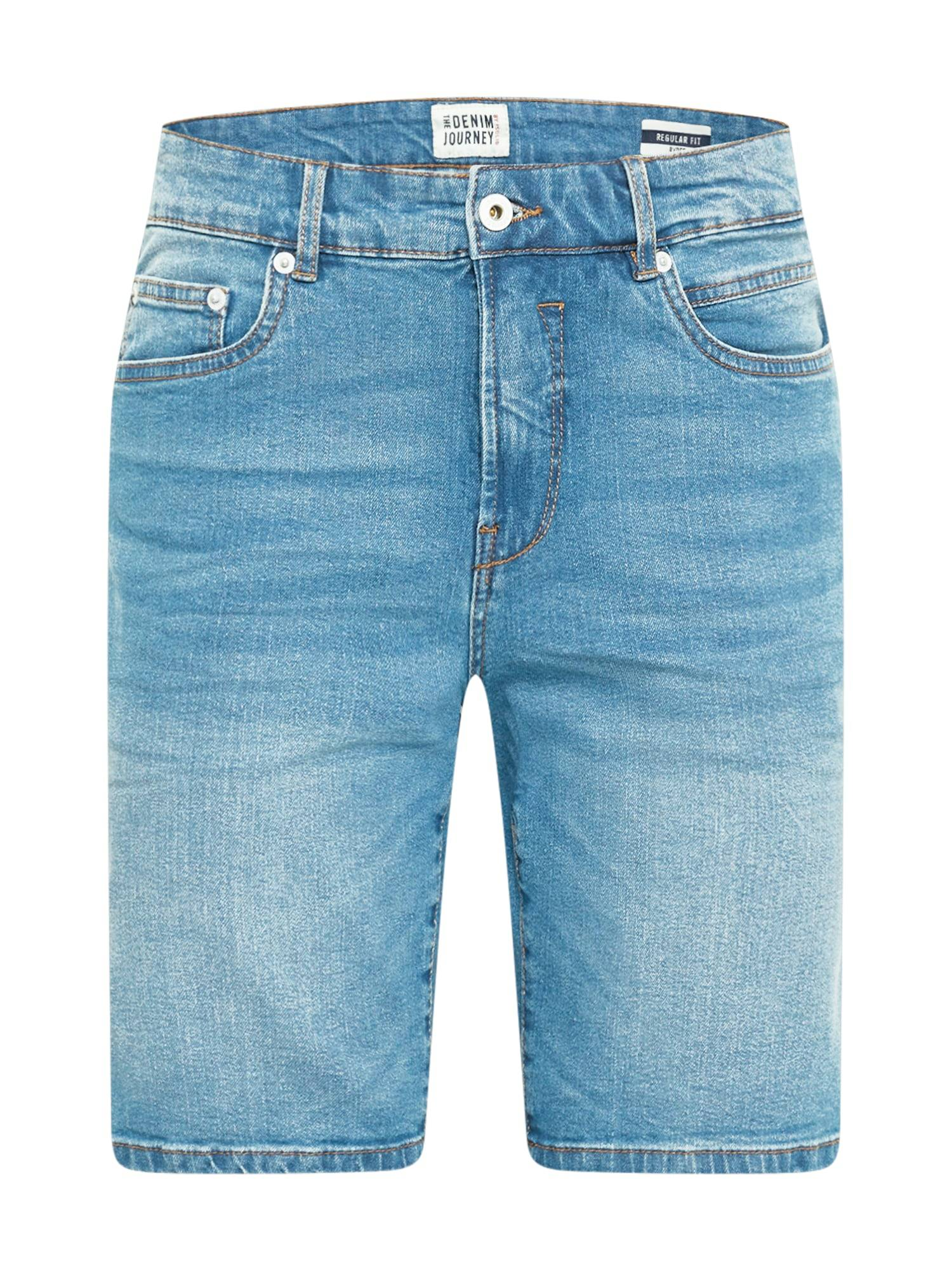!Solid Jean 'Ryder'  - Bleu - Taille: M - male