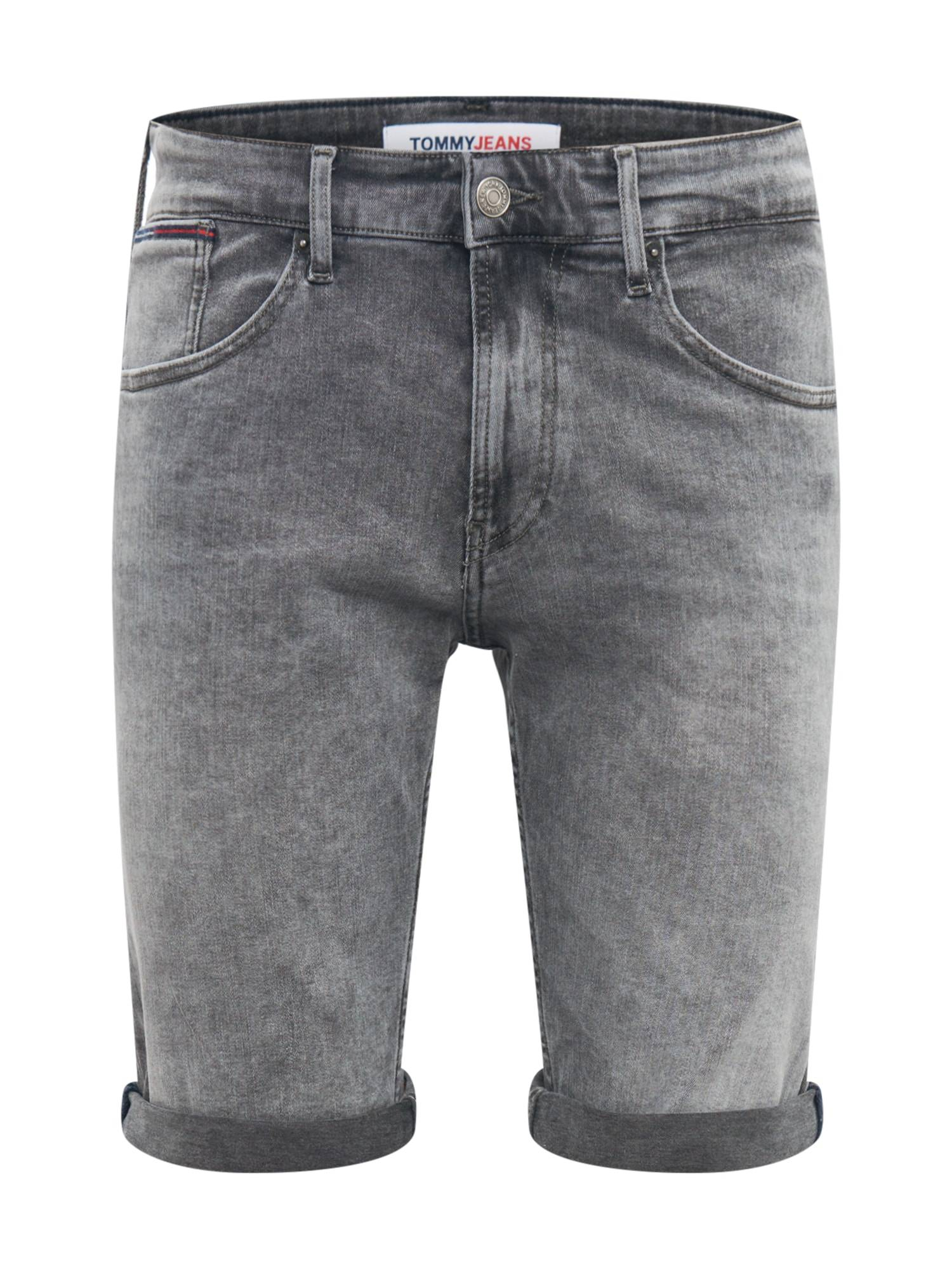 Tommy Jeans Jean 'RONNIE'  - Gris - Taille: 30 - male