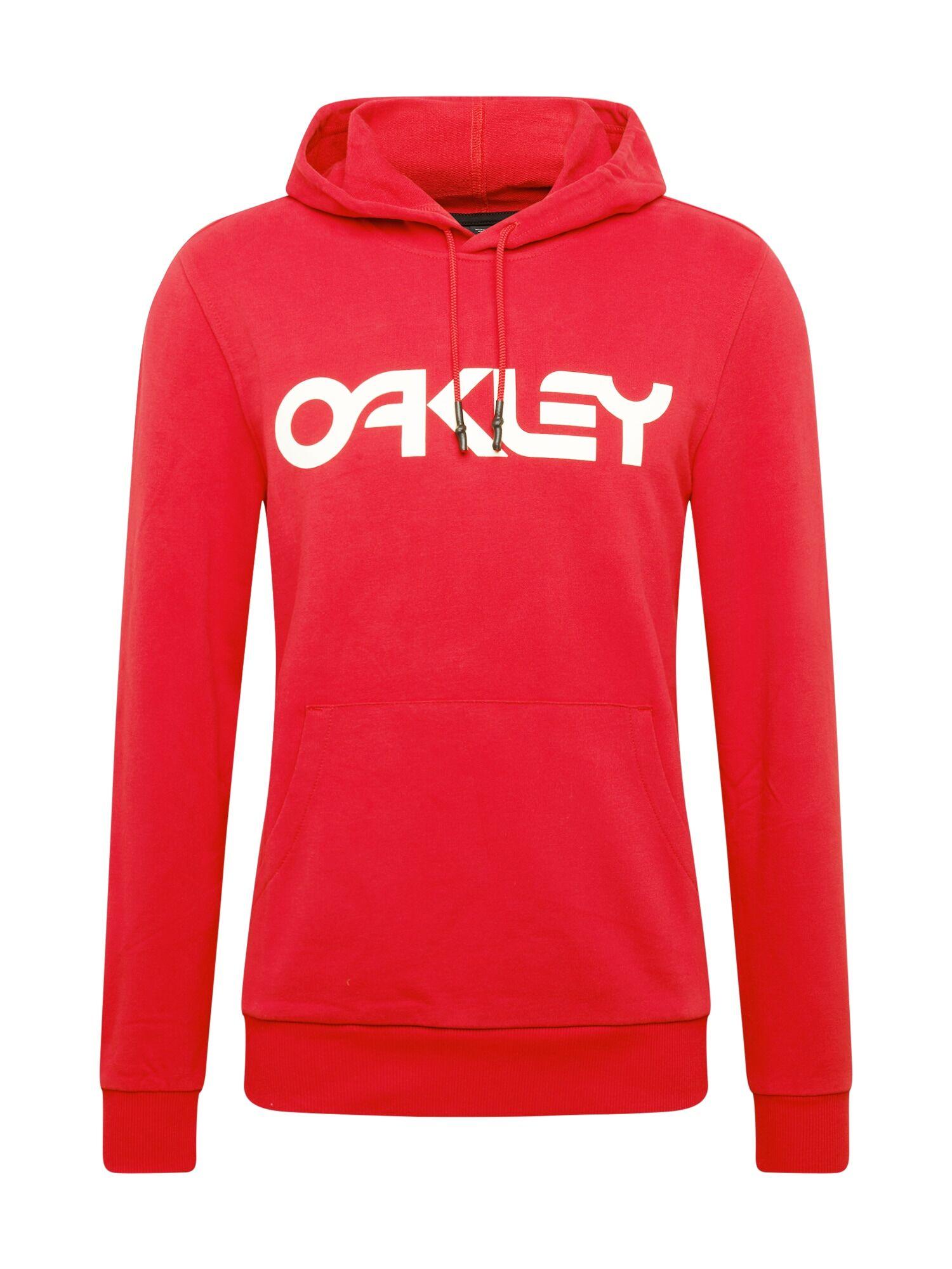 OAKLEY Sweat de sport 'B1B PO'  - Rouge - Taille: L - male
