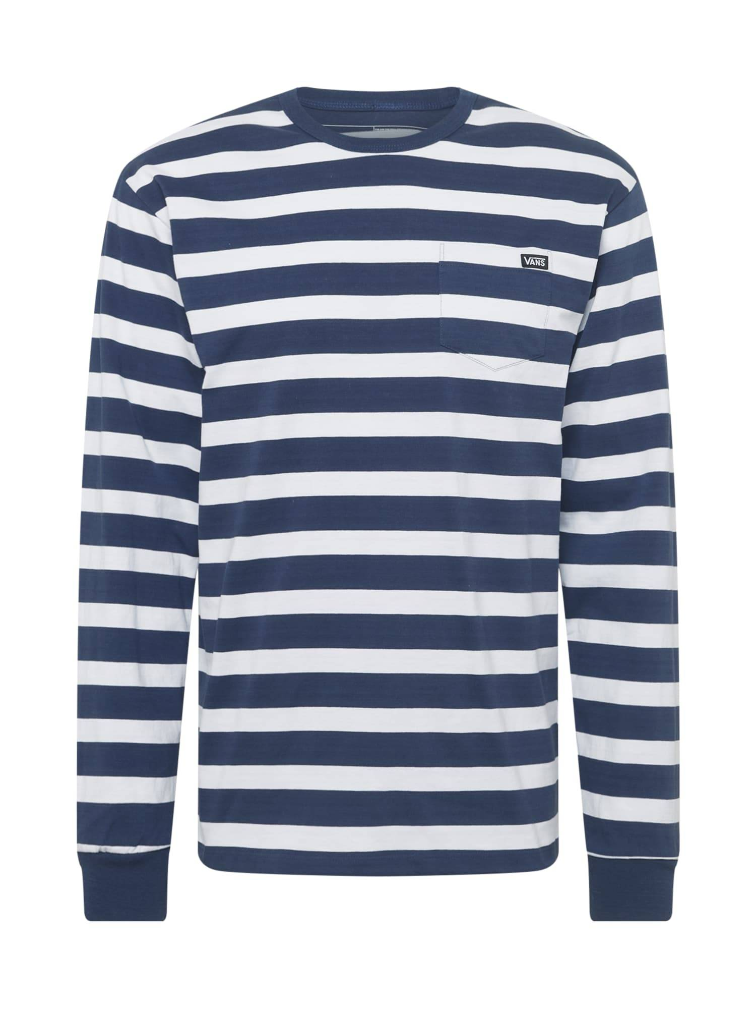 Vans T-Shirt 'Off The Wall'  - Bleu - Taille: S - male