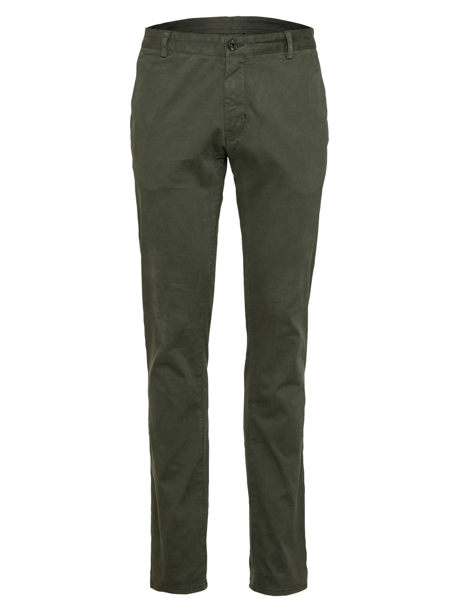 Tiger of Sweden Pantalon 'TRANSIT 4.'  - Vert - Taille: 30-32 - male