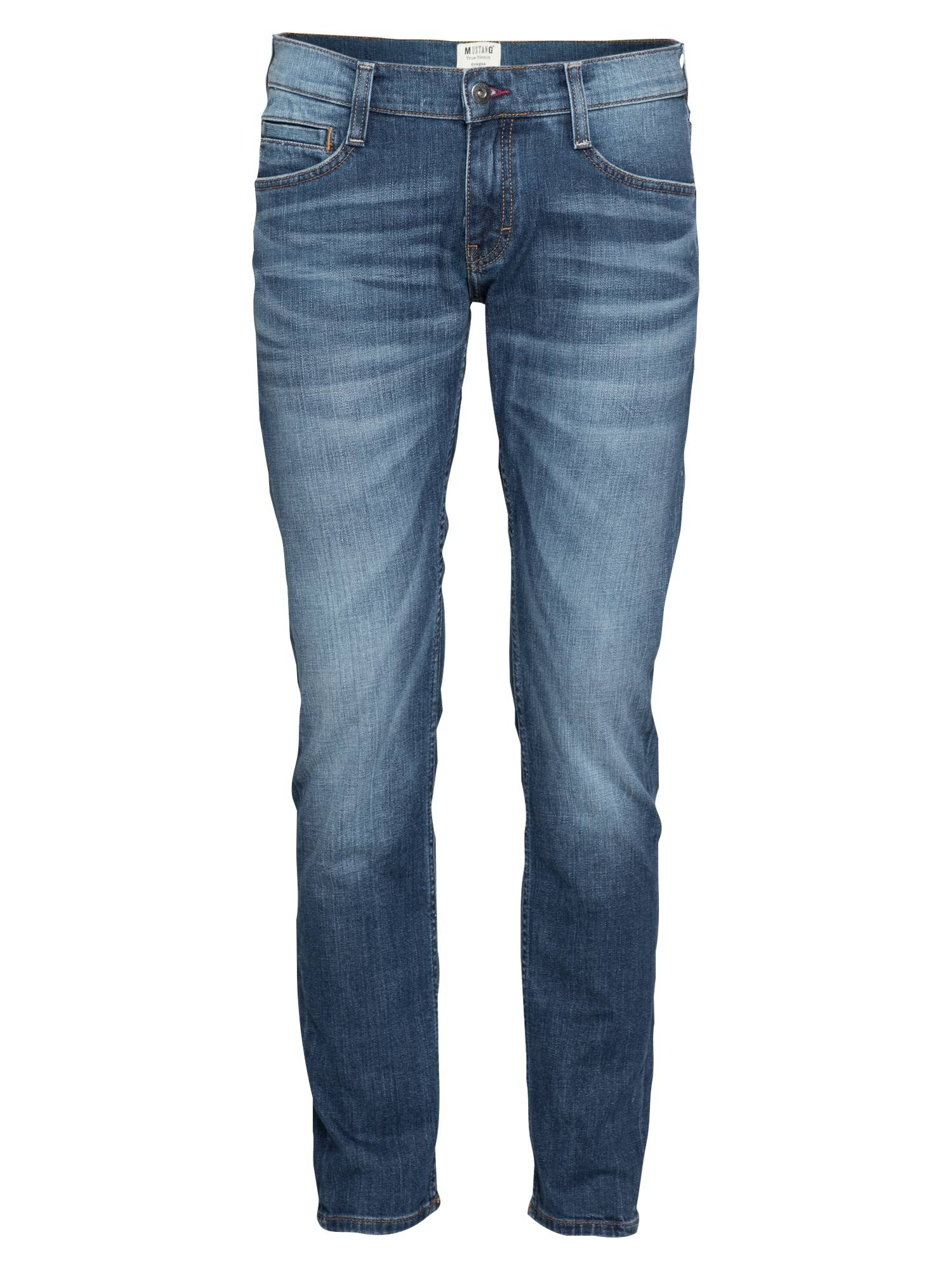 MUSTANG Jean 'Oregon'  - Bleu - Taille: 32 - male