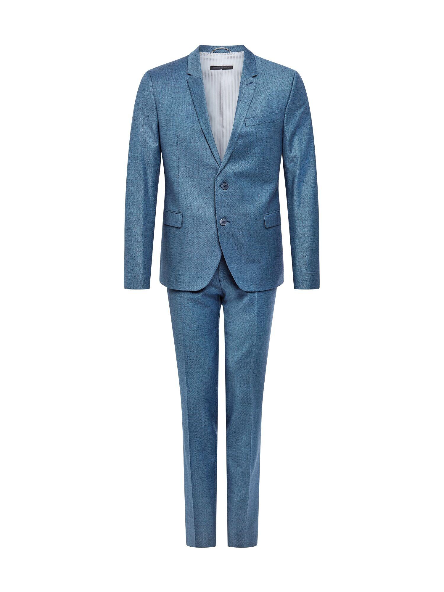 DRYKORN Costume 'Oregon'  - Bleu - Taille: 50 - male