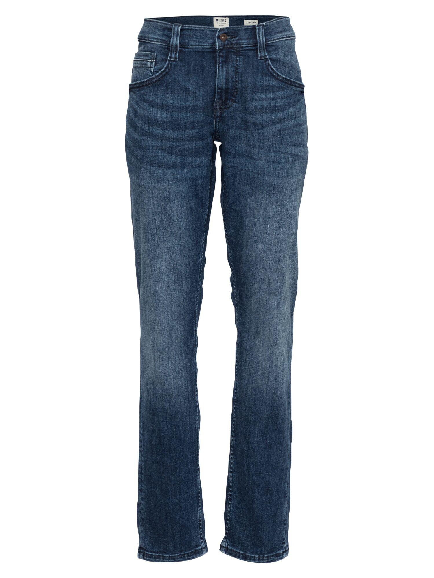 MUSTANG Jean 'Oregon'  - Bleu - Taille: 38/32 - male