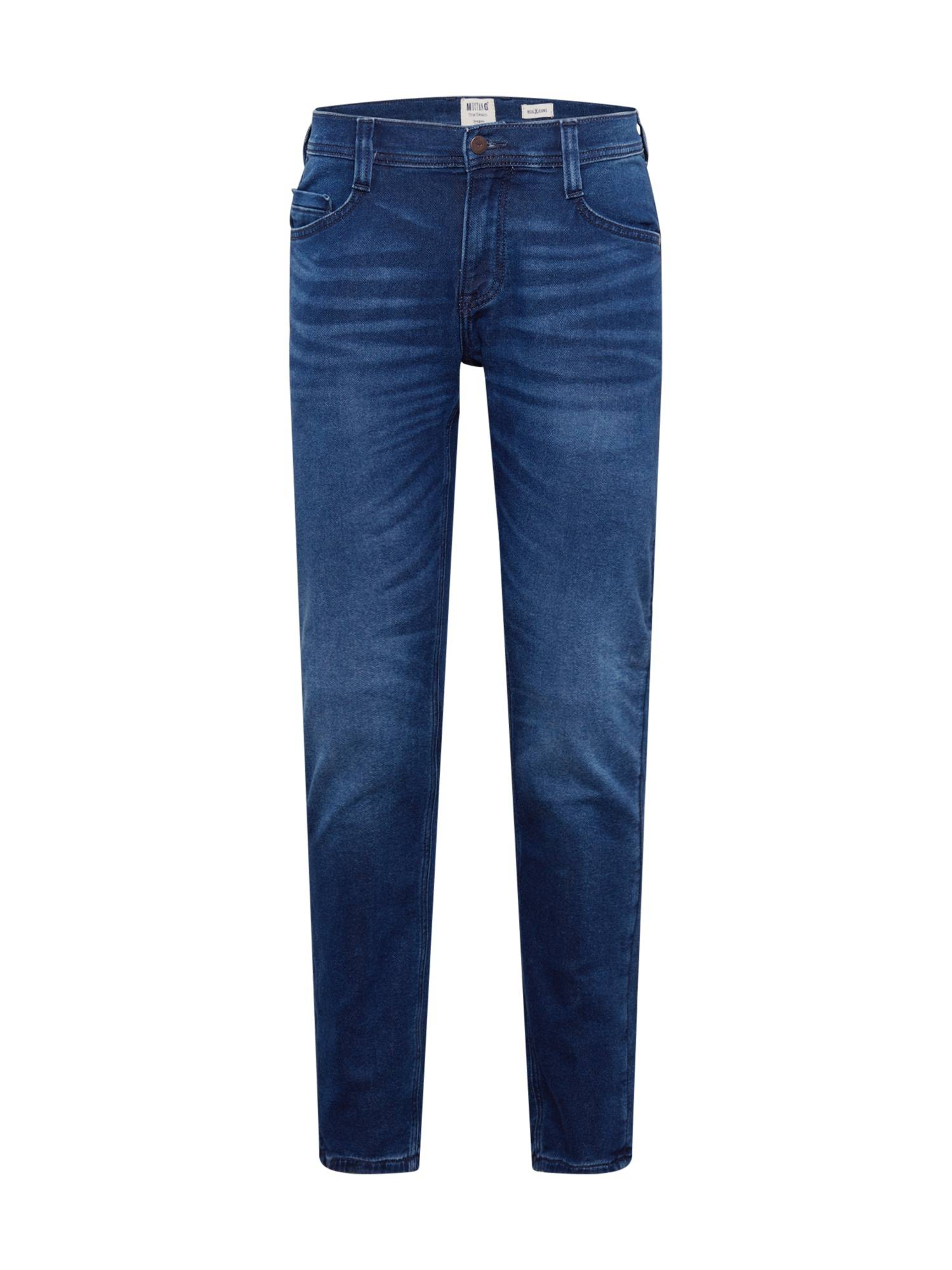 MUSTANG Jean 'Oregon'  - Bleu - Taille: 30 - male