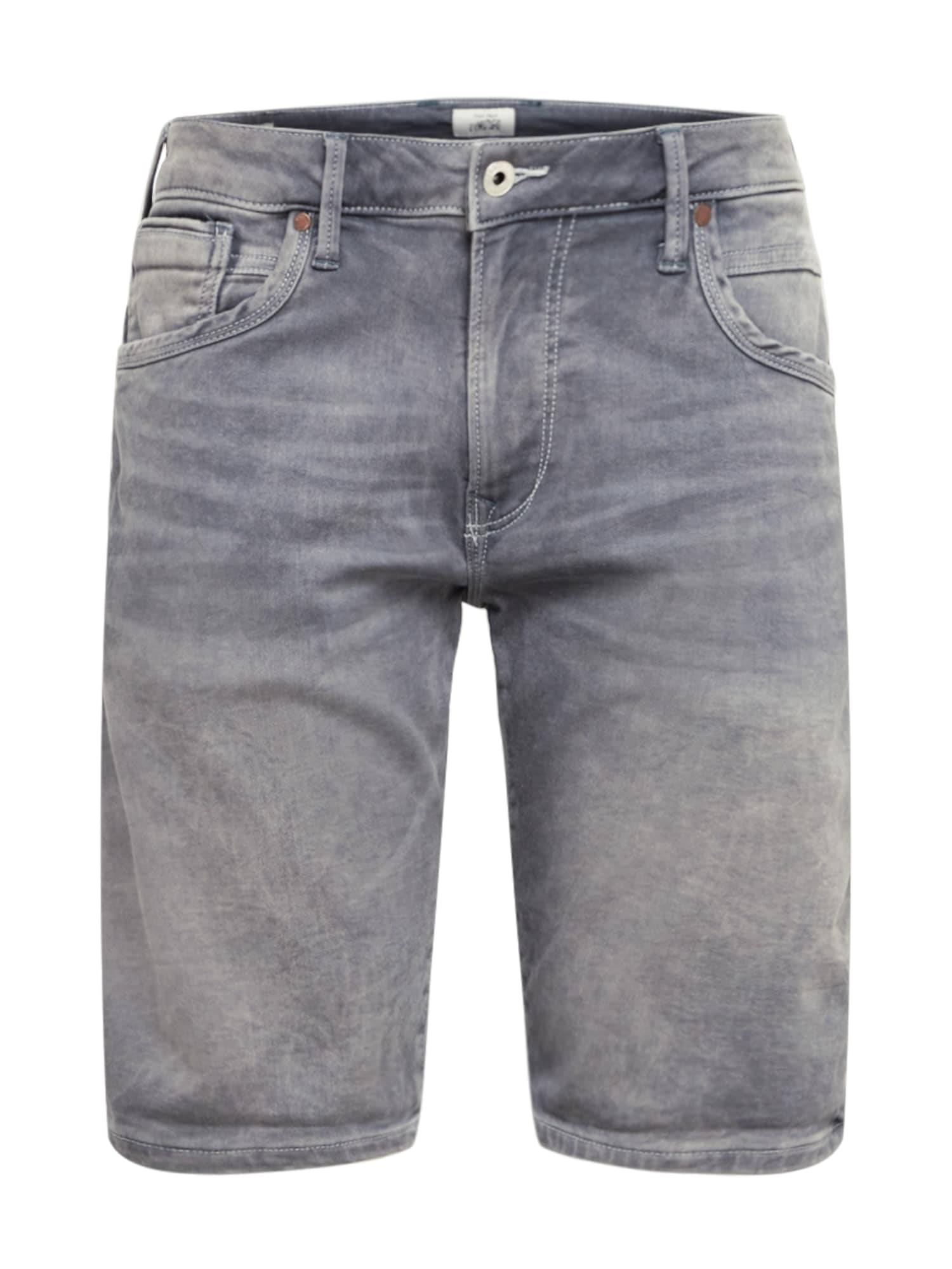 Pepe Jeans Jean 'STANLEY'  - Bleu - Taille: 31 - male