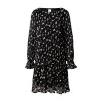 ICHI Robe 'PATRICIA'  - Noir - Taille: M - female <br /><b>39.92 EUR</b> ABOUT YOU