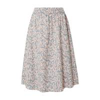 PIECES Jupe 'CINDY'  - Gris - Taille: S - female <br /><b>29.90 EUR</b> ABOUT YOU
