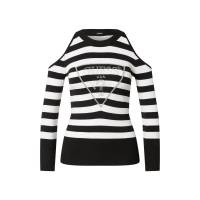 GUESS Pull-over 'AURELIE'  - Noir - Taille: XS - female <br /><b>57.90 EUR</b> ABOUT YOU