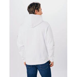 Calvin Sweat-shirt  - Blanc - Taille: L - male - Publicité