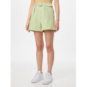 Fashion Union Pantalon à pince 'JESSIE'  - Vert - Taille: 12 - female - Publicité