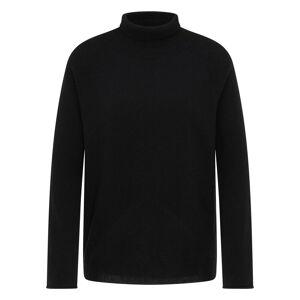 usha BLACK LABEL Pull-over  - Noir - Taille: S - female - Publicité