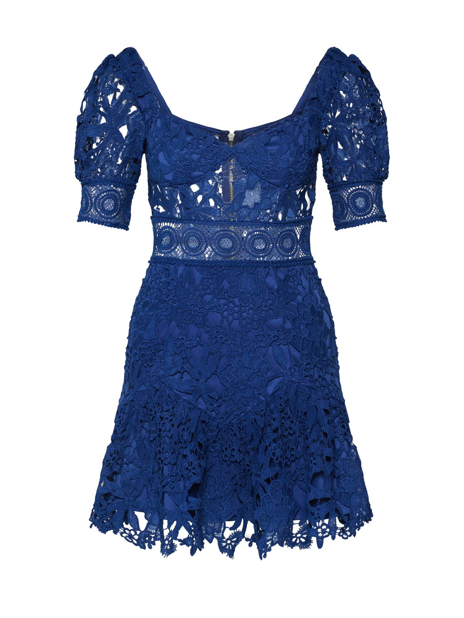 Love Triangle Robe de cocktail 'Aurora Skies Dress'  - Bleu - Taille: 8 - female