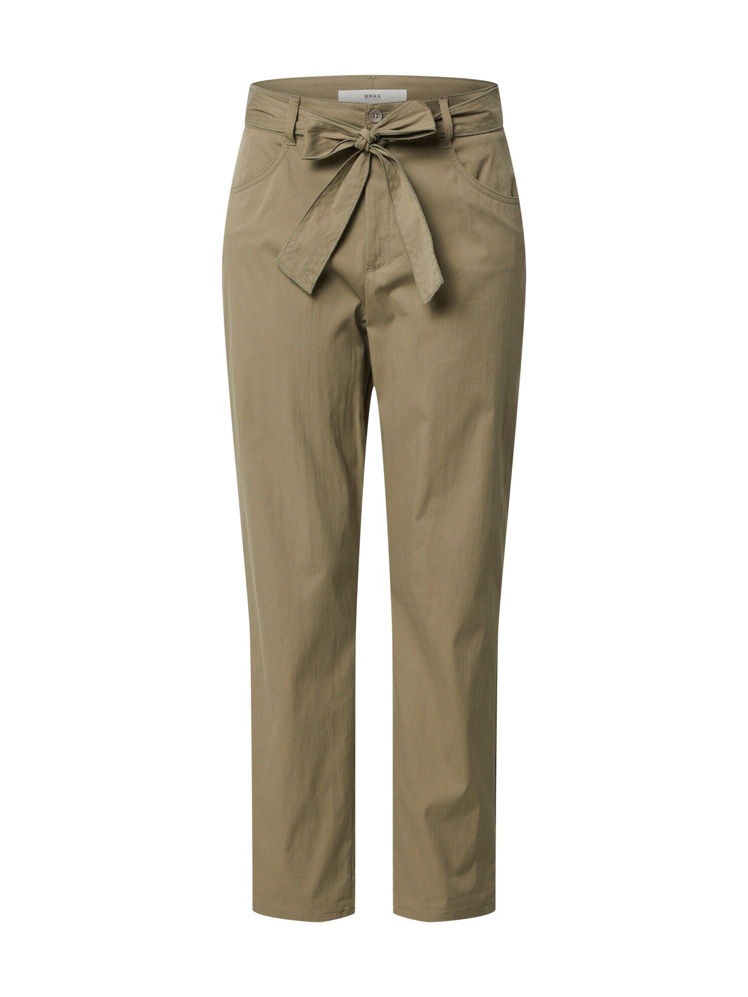 BRAX Pantalon 'Melo'  - Vert - Taille: 42 - female