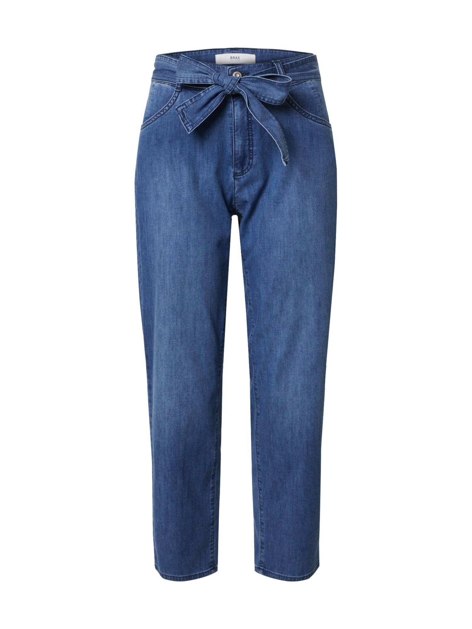 BRAX Jean 'MELO'  - Bleu - Taille: 27-28 - female
