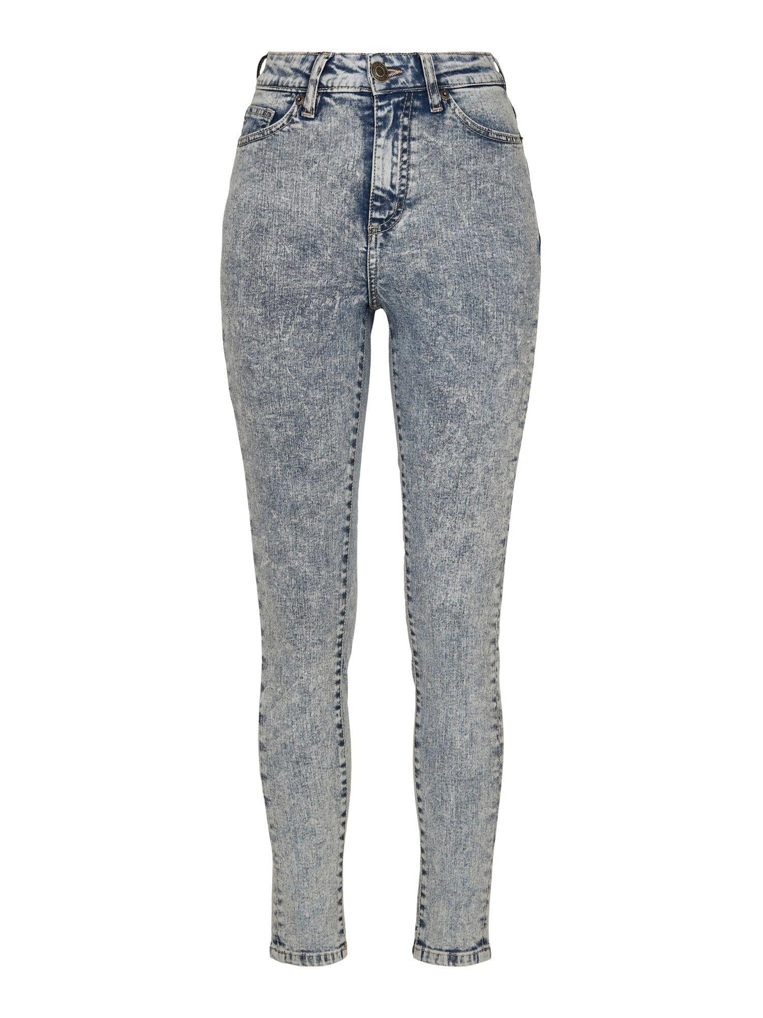 Urban Classics Jean  - Bleu - Taille: 29 - female