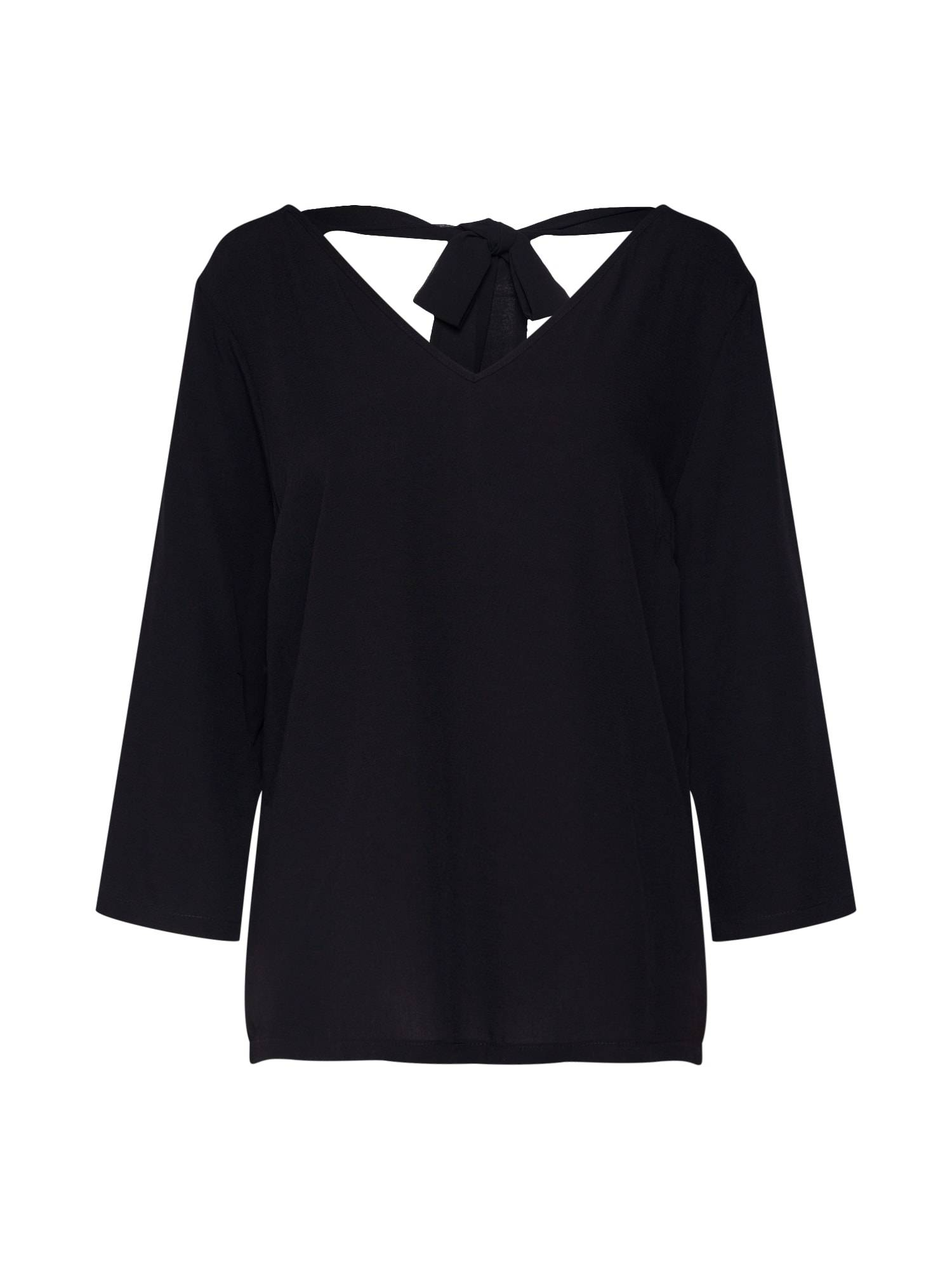 ABOUT YOU Chemisier 'Farine'  - Noir - Taille: 38 - female
