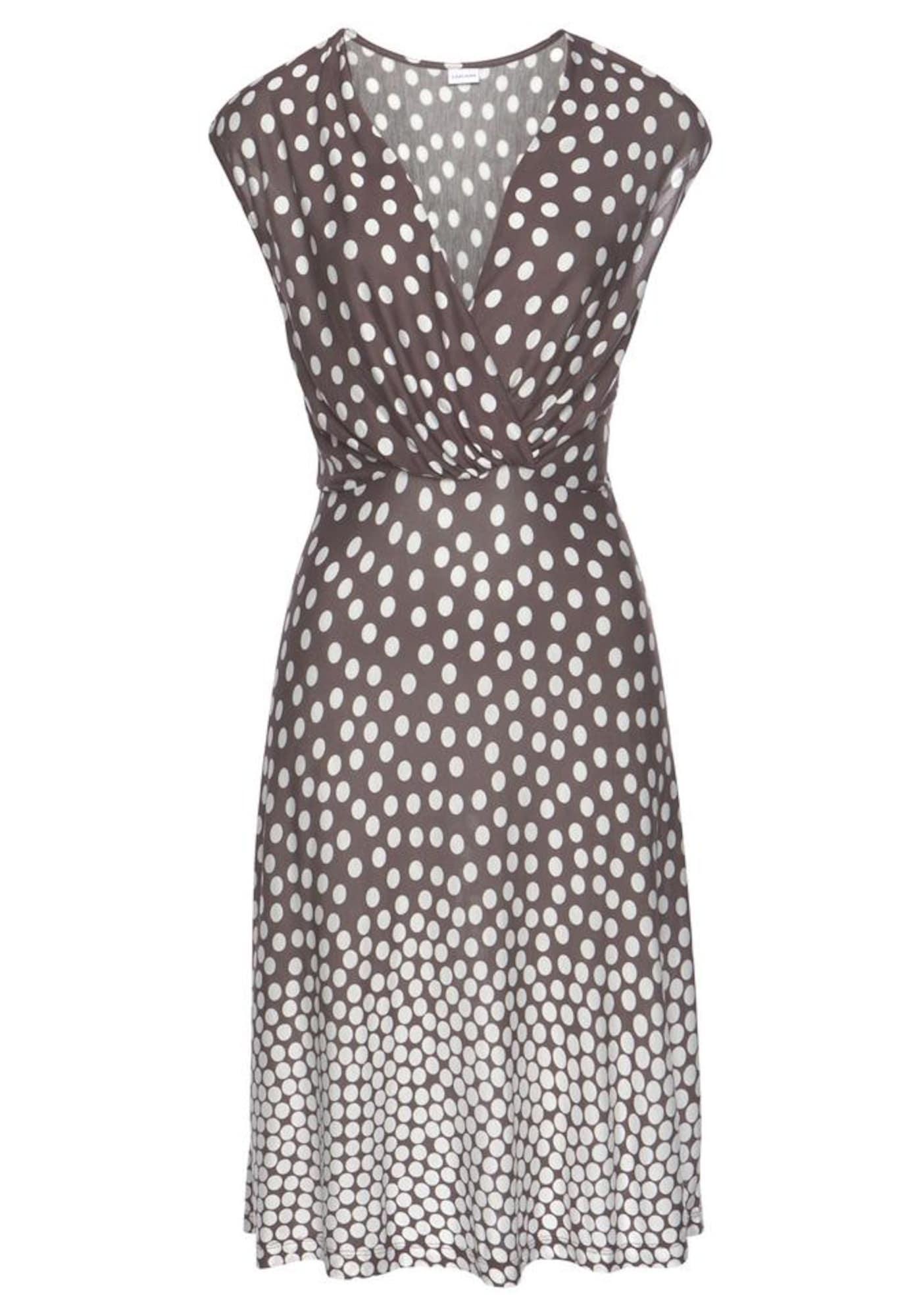 LASCANA Vêtement de plage  - Marron - Taille: 38 - female