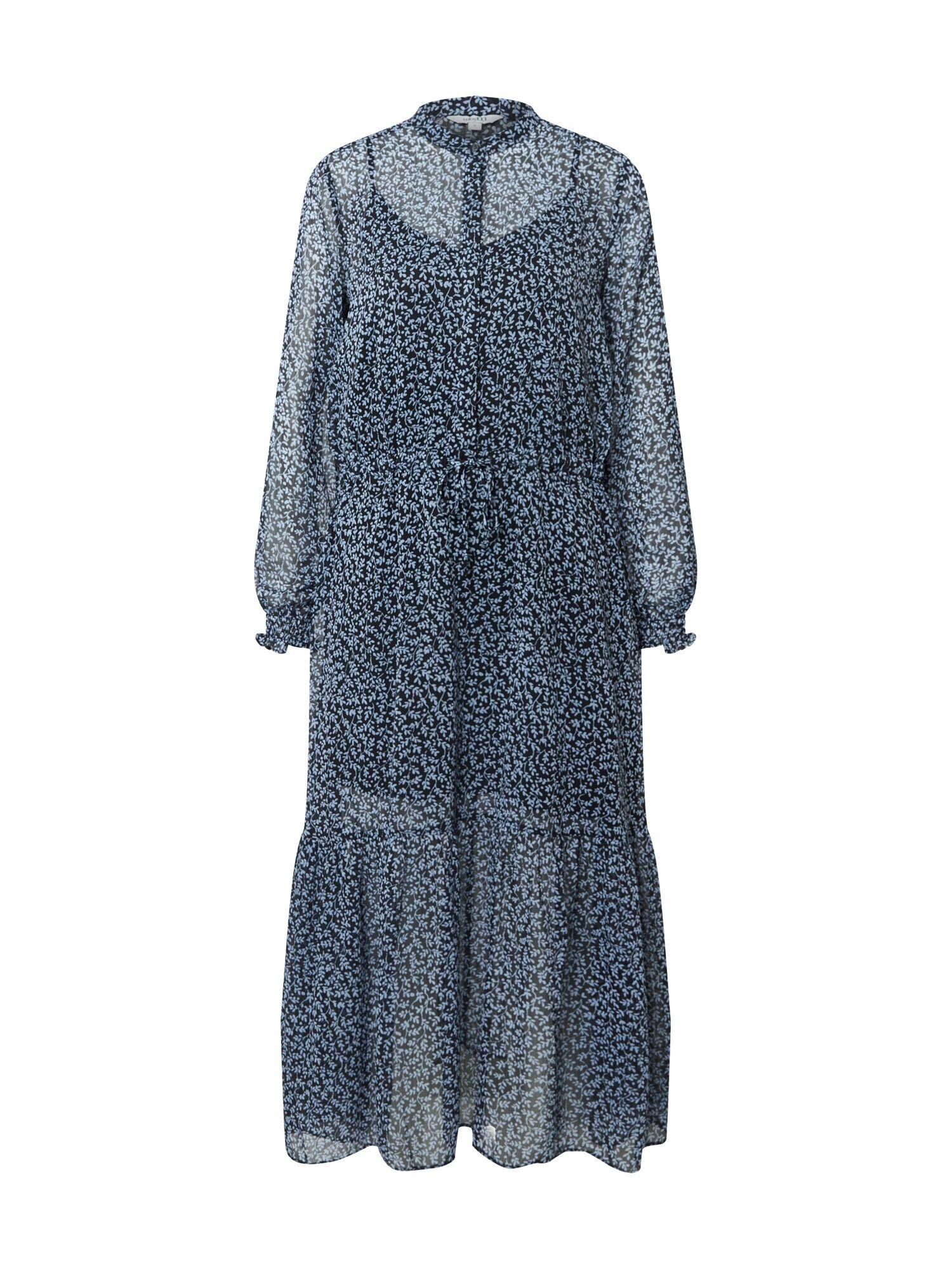 mbym Robe 'Diaz'  - Bleu - Taille: 34 - female