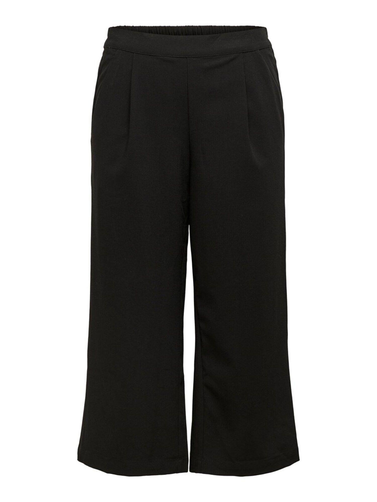 ONLY Pantalon à pince 'CAISA'  - Noir - Taille: 42 - female