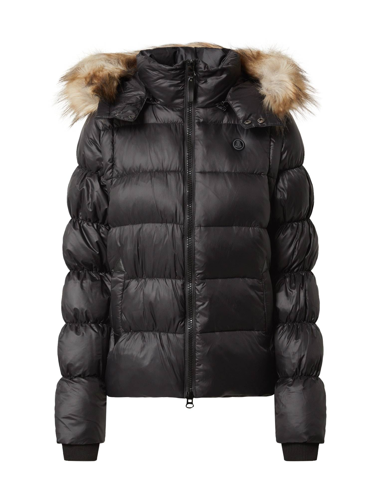 Herrlicher Veste d'hiver 'Cora'  - Noir - Taille: L - female