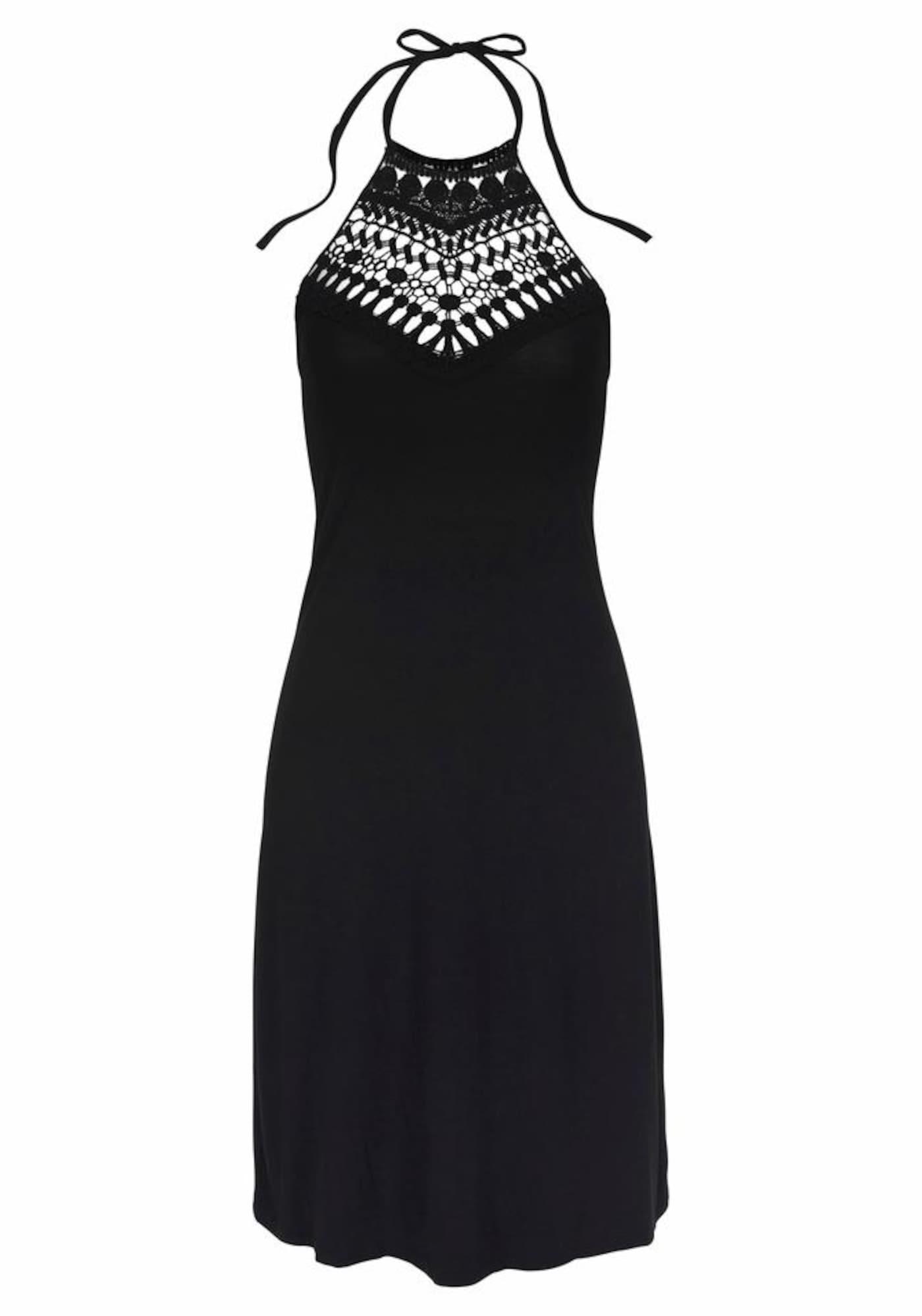 LASCANA Vêtement de plage  - Noir - Taille: 34 - female
