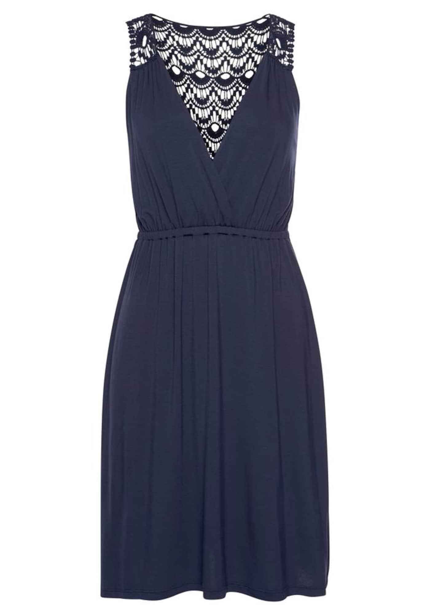 s.Oliver Vêtement de plage  - Bleu - Taille: 42 - female