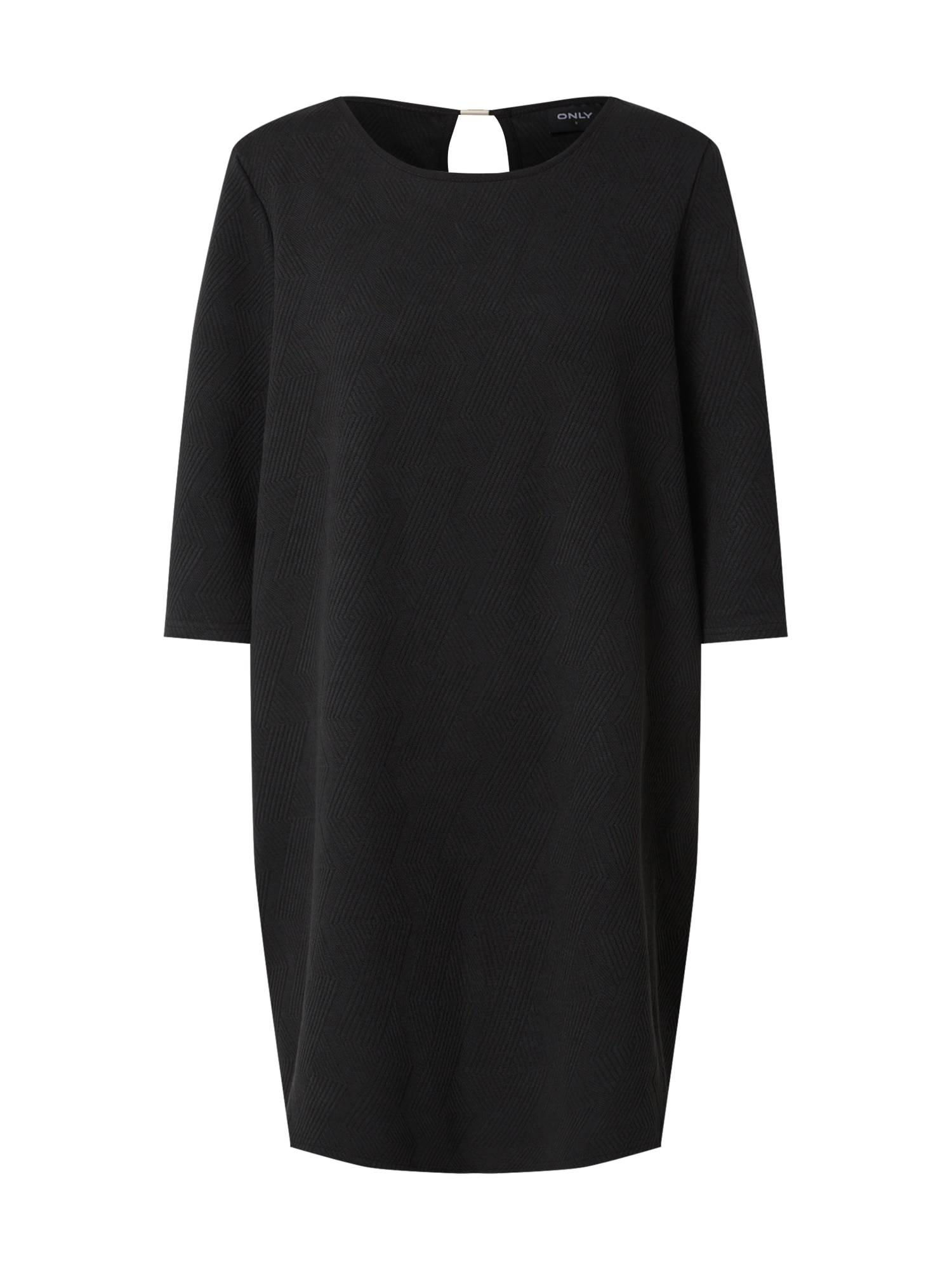 ONLY Robe 'SOJA'  - Noir - Taille: L - female