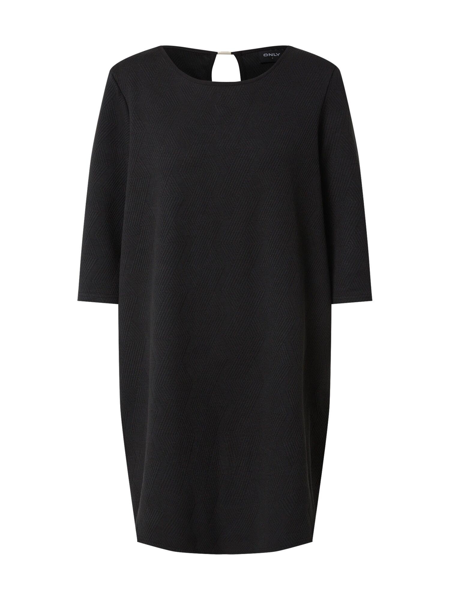 ONLY Robe 'SOJA'  - Noir - Taille: XL - female