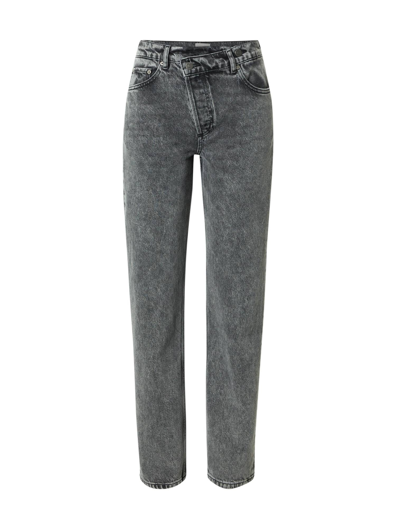 Boyish Jean 'CASEY'  - Gris - Taille: 28 - female