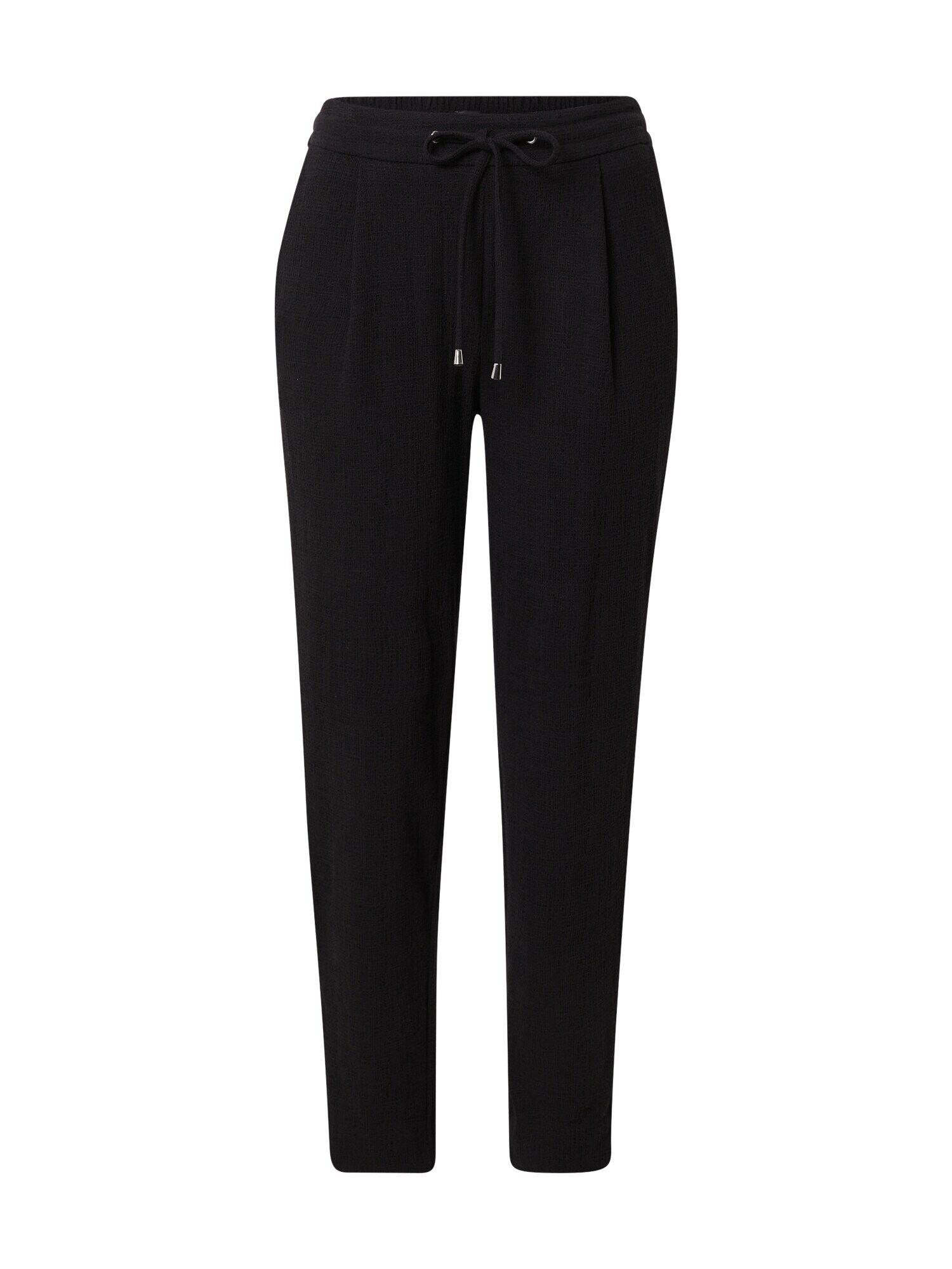 Dorothy Perkins Pantalon à pince  - Noir - Taille: 10 - female
