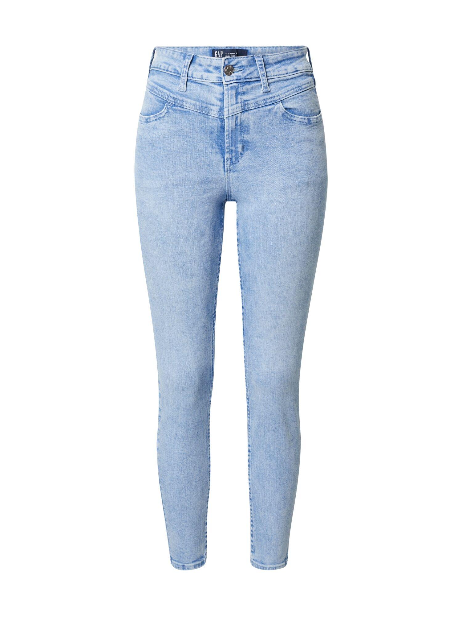GAP Jean  - Bleu - Taille: 30 - female