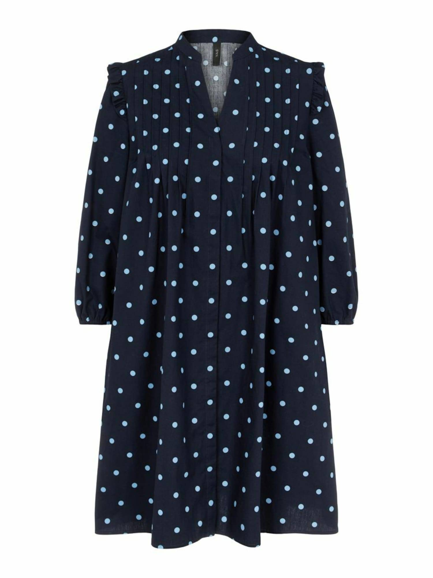 Y.A.S Robe  - Bleu - Taille: XS - female
